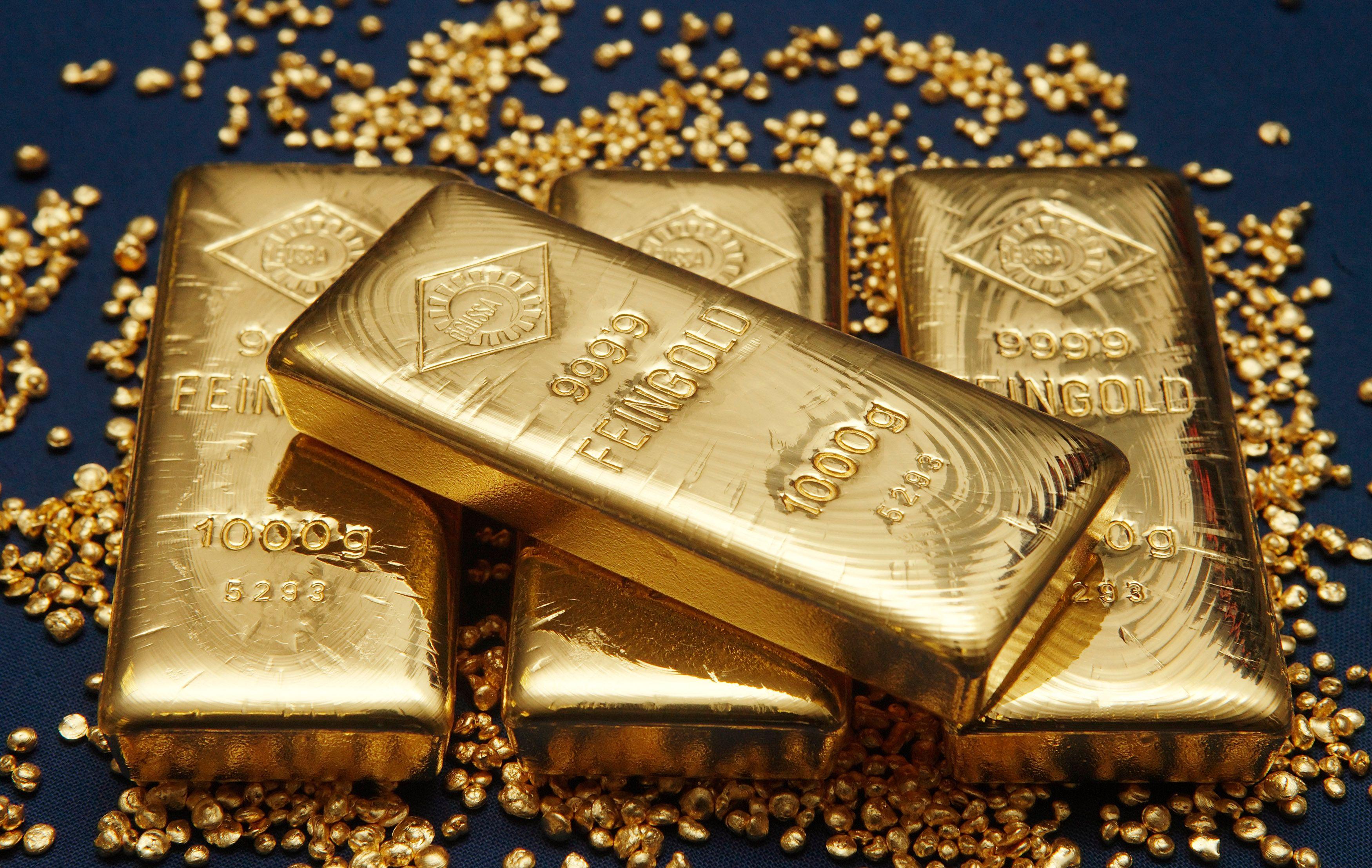 L'once d'or est à 1237 dollars environ.
