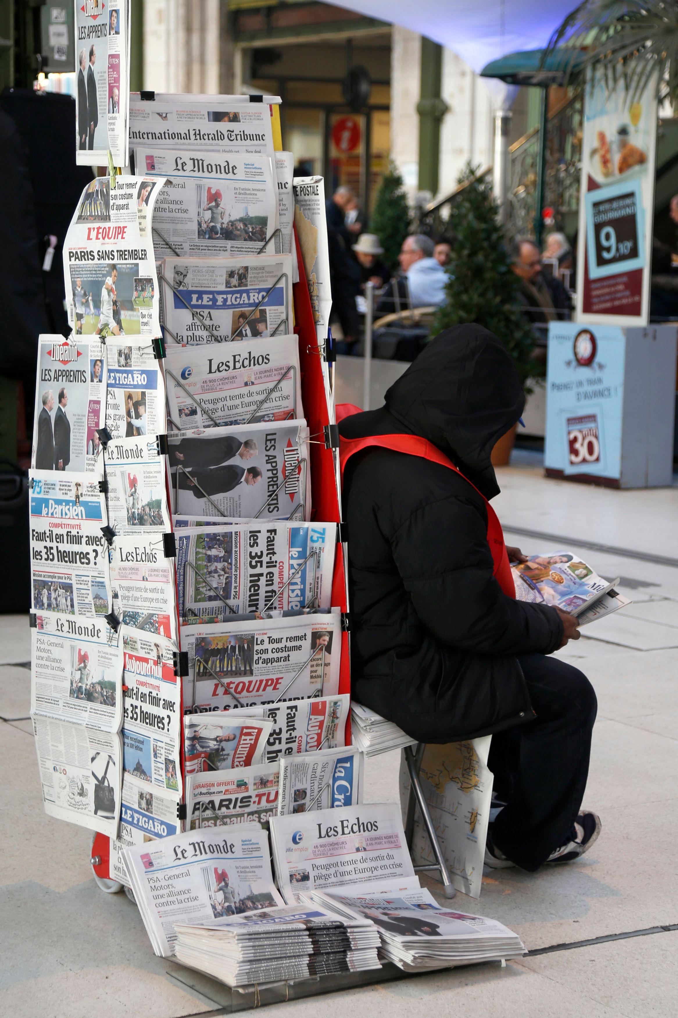 La presse française qui a voulu récupérer un mérite que dans sa grande majorité elle n'a plus.
