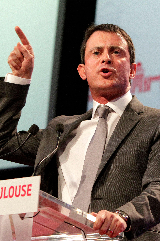 """Manuel Valls : la hausse des cambriolages """"est liée à des réseaux d'Europe de l'est"""""""