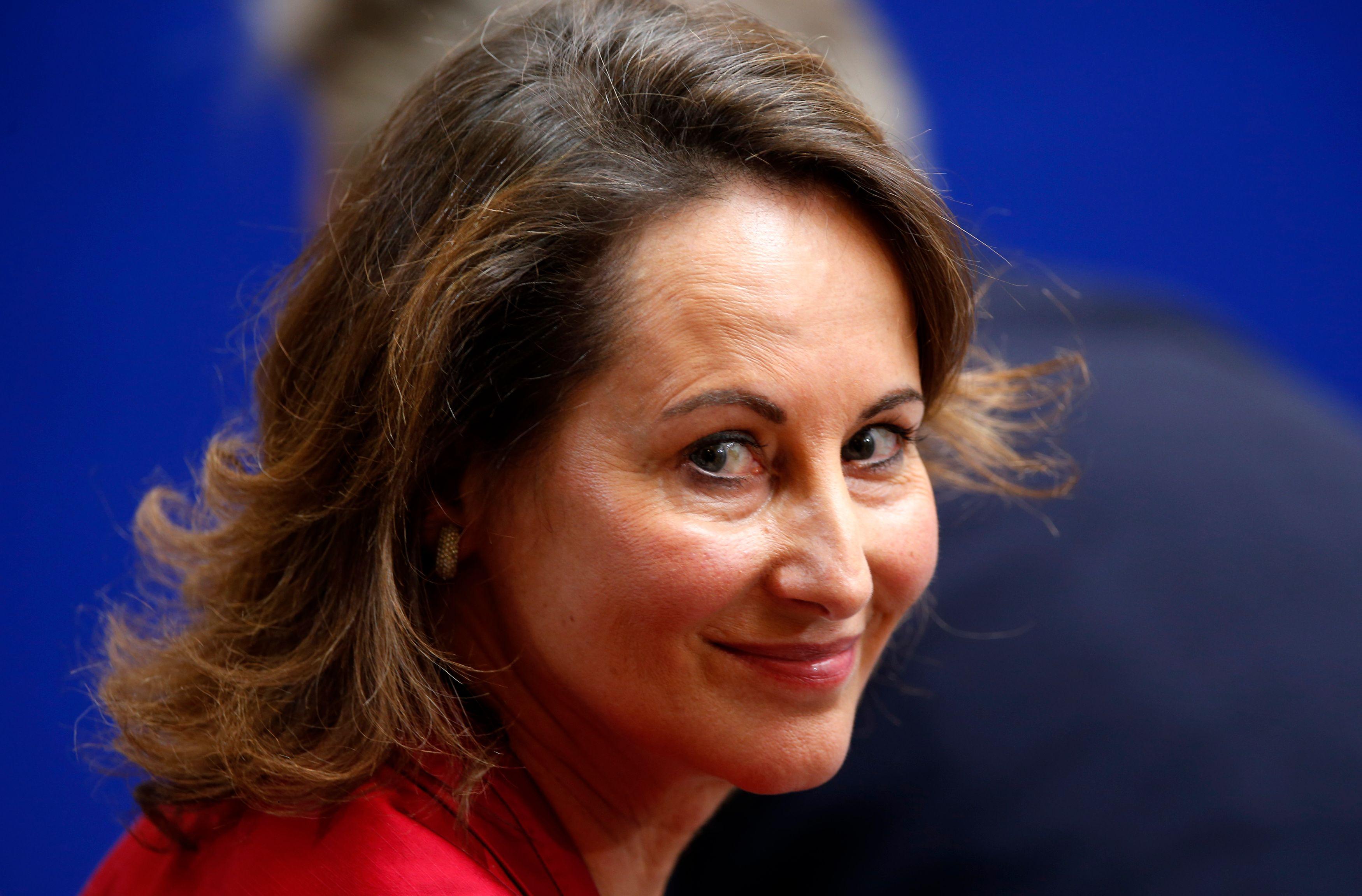 """Ségolène Royal : elle se dit favorable à une """"remise à plat de l'écotaxe"""""""