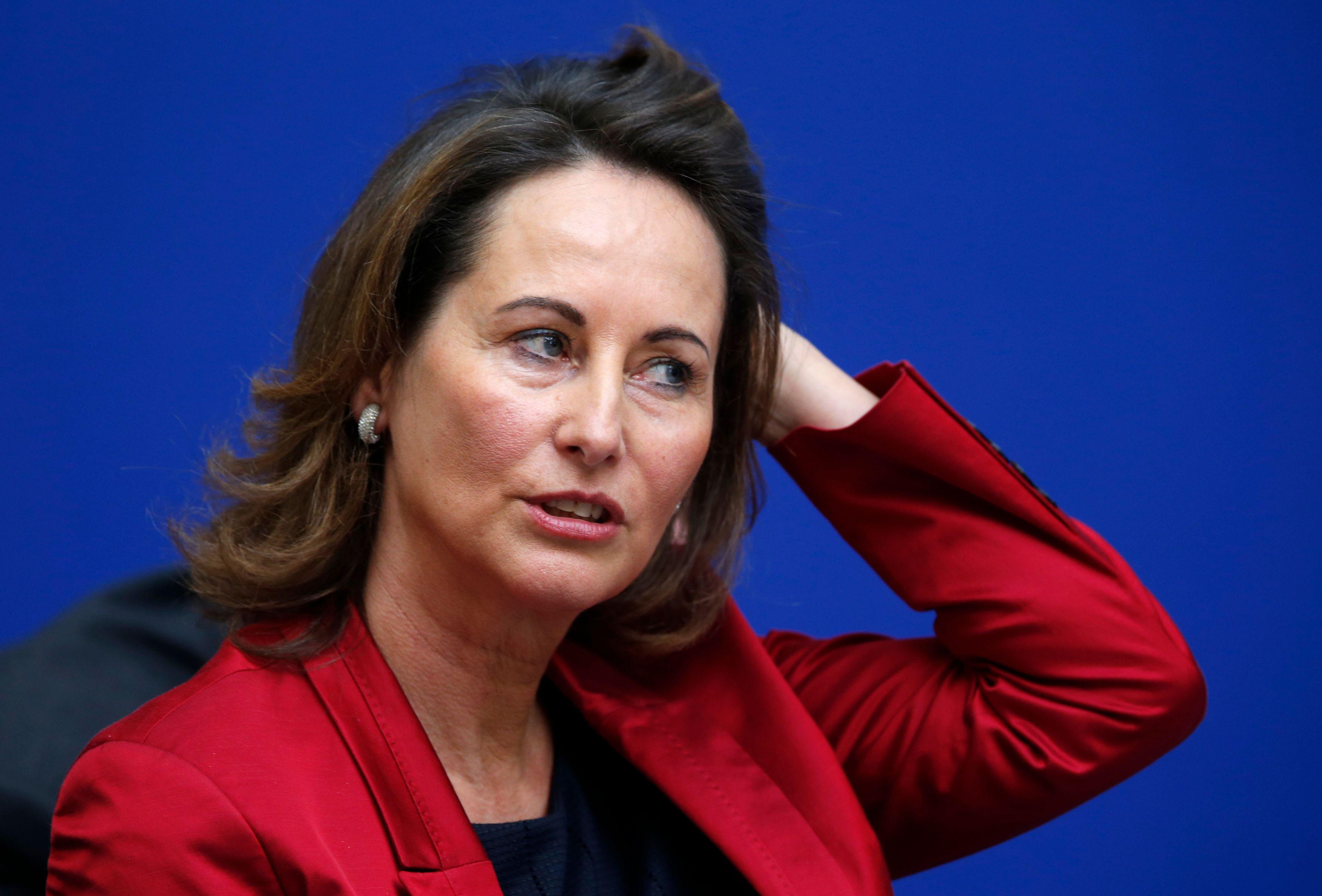 """Gaz de schiste : Ségolène Royal dit """"pourquoi pas"""""""