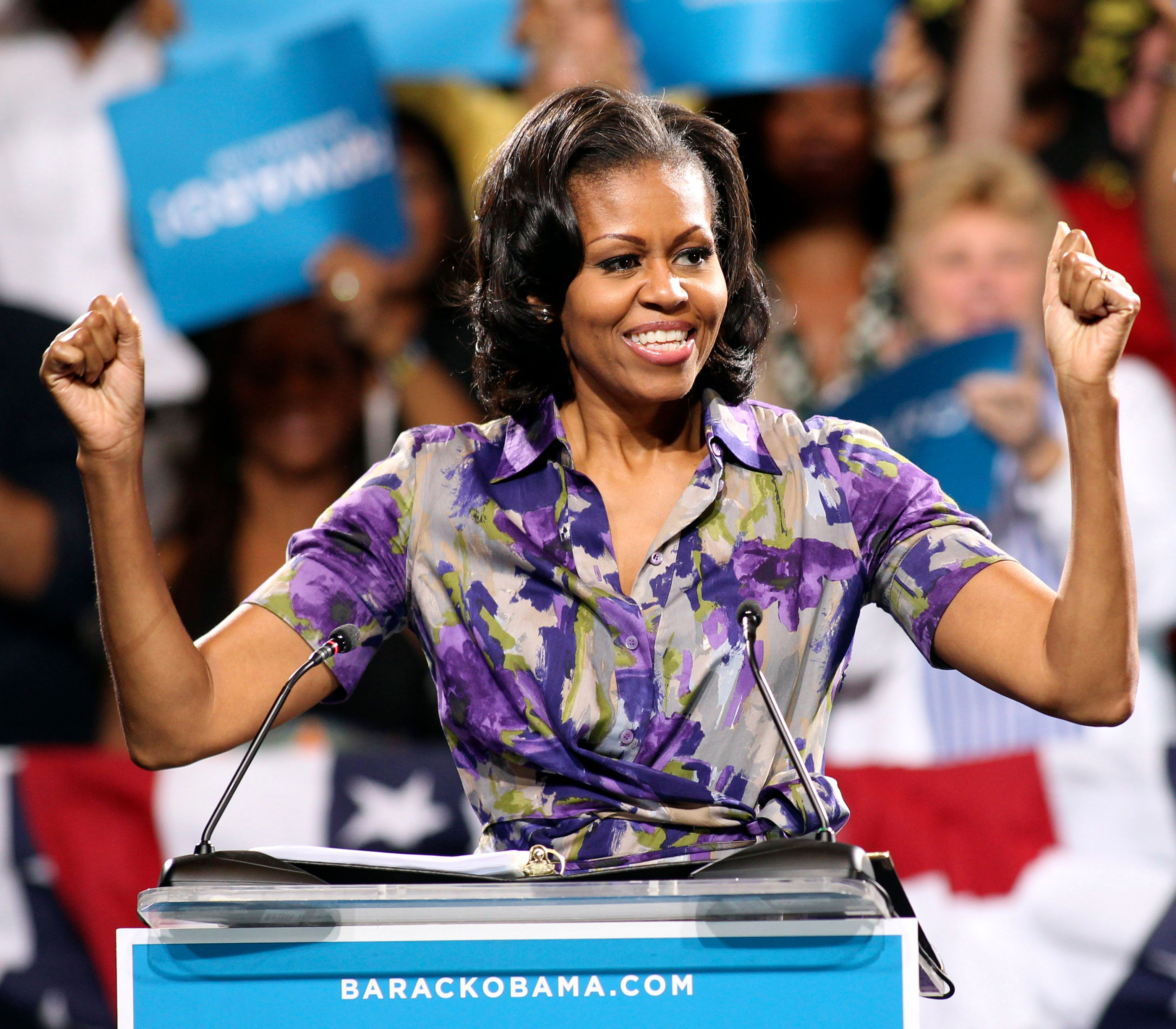 Les démocrates verraient bien Michelle Obama dans le rôle de sénatrice d'Illinois ou de maire de Chicago