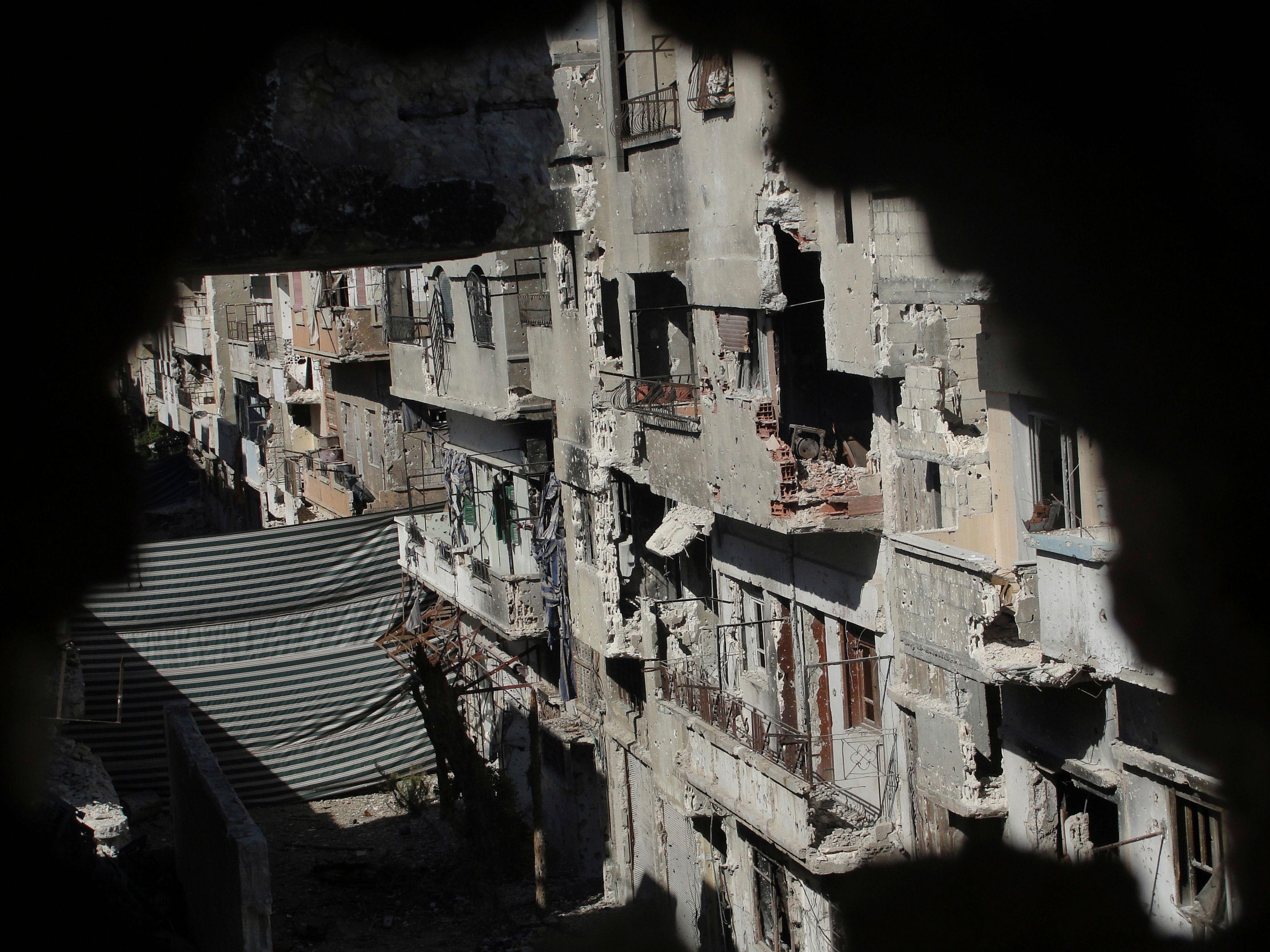 Syrie : un hôpital soutenu par MSF a été bombardé, 9 personnes seraient mortes