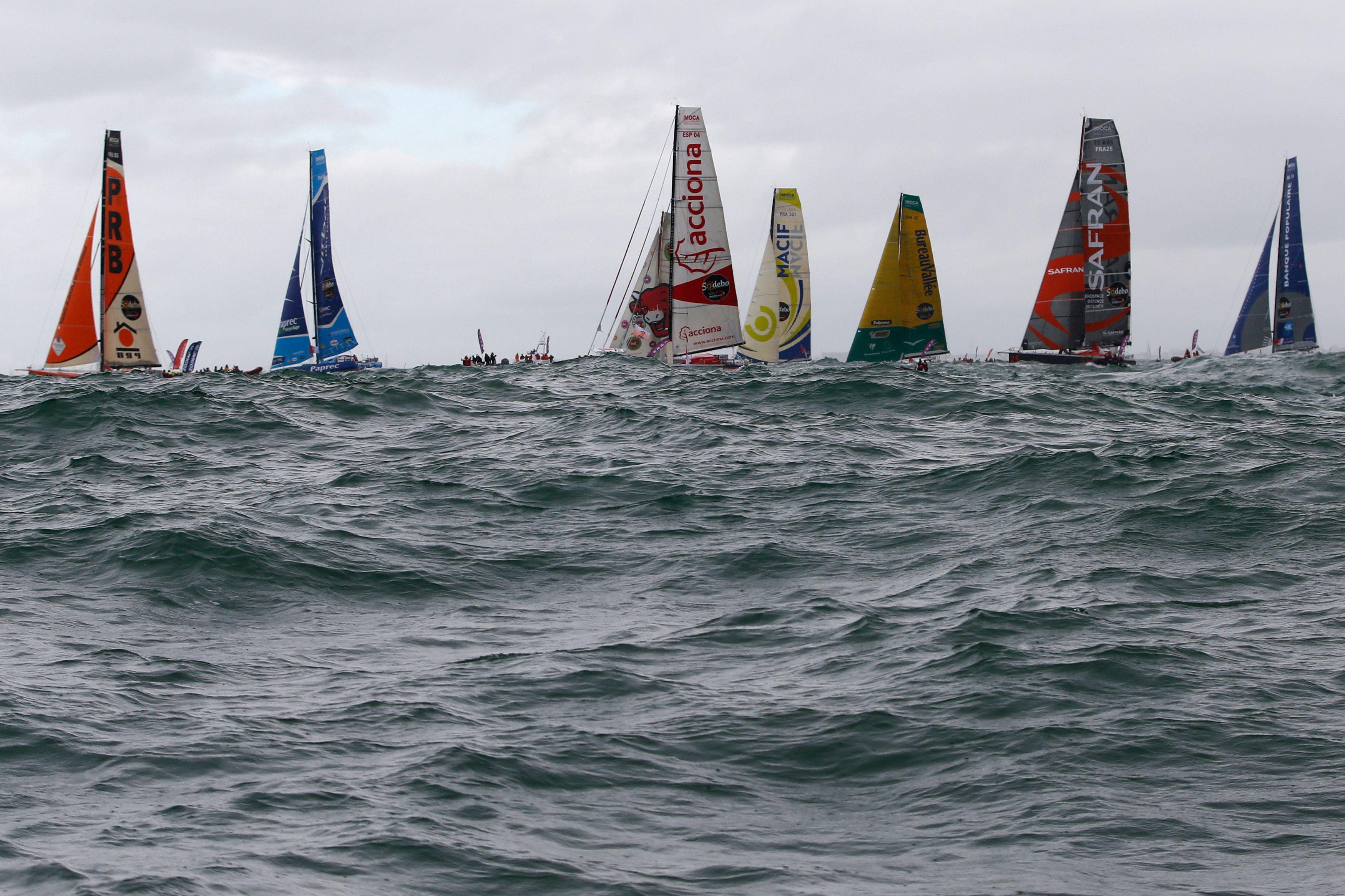 Départ du Vendée Globe : tout sur le redoutable défi psychologique auquel se confrontent les navigateurs (et ces leçons que nous pourrions tous en tirer)