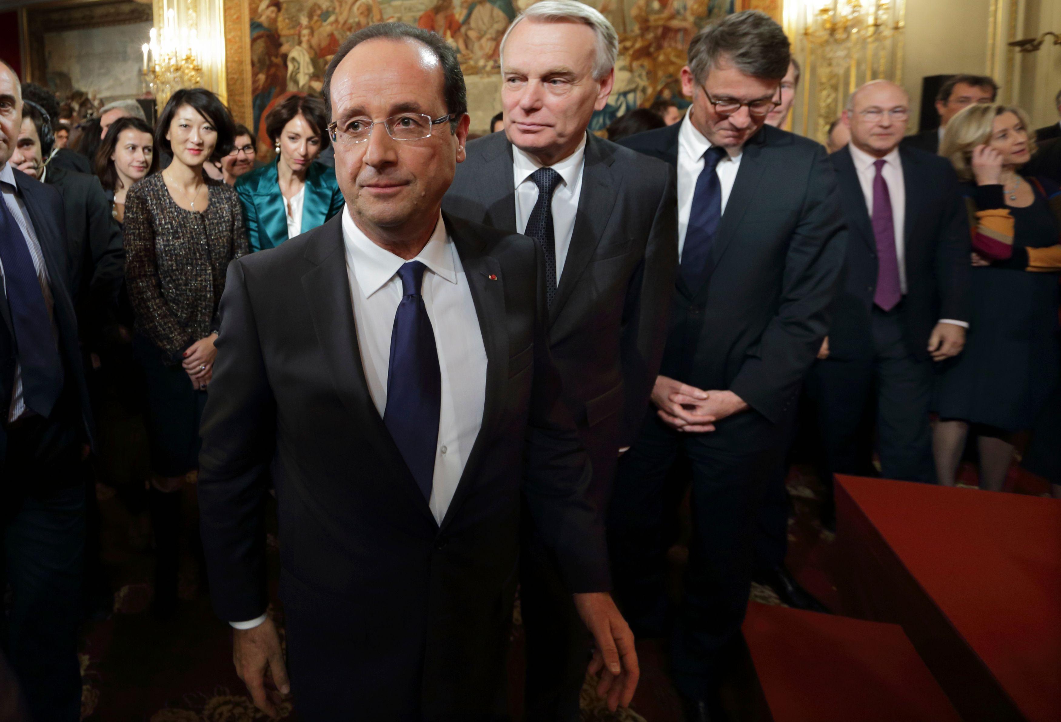 La gauche du président Hollande s'inspire-t-elle du social-libéralisme par conviction ou par défaut ?