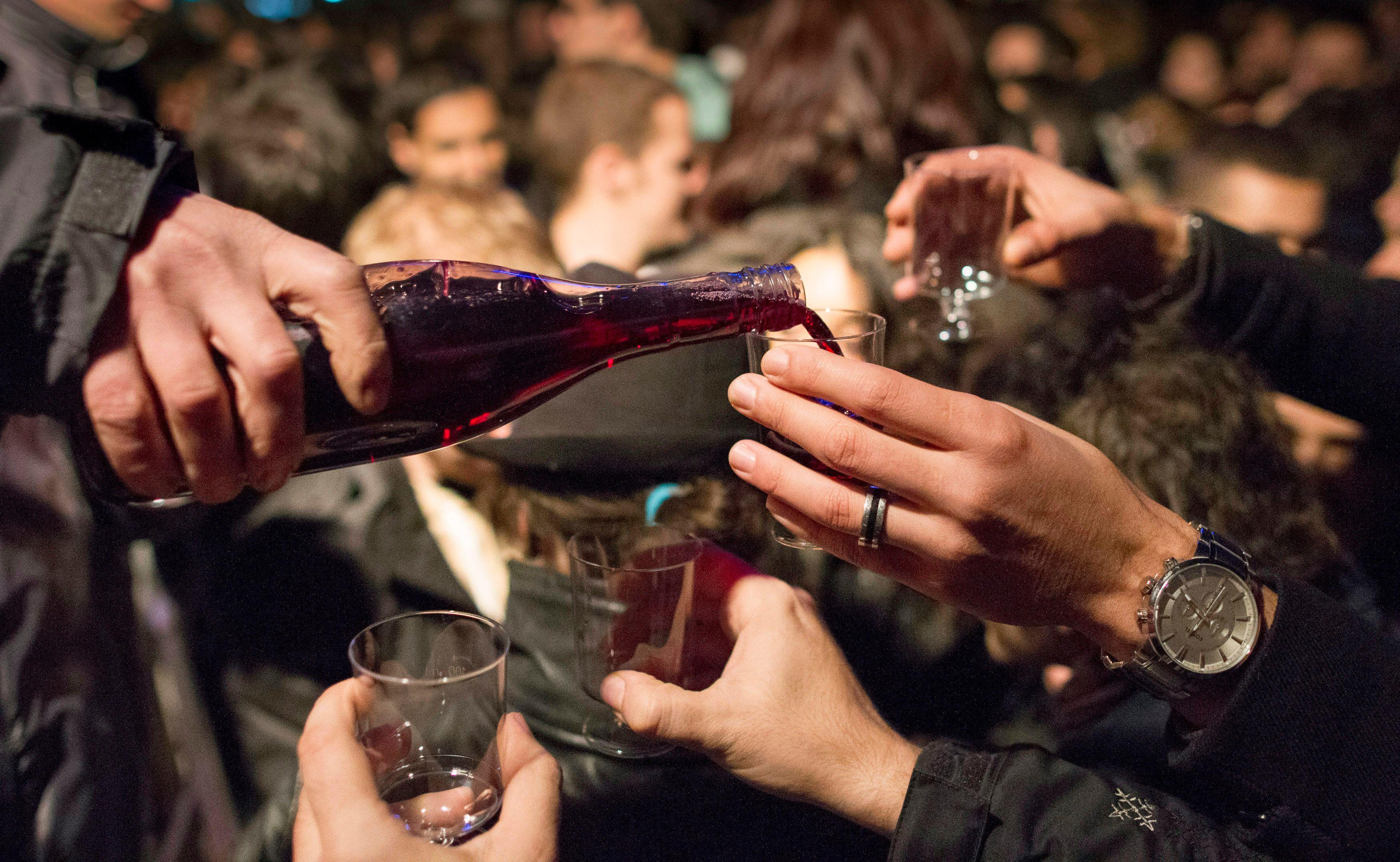 Le choix d'une bouteille de vin est très compliqué
