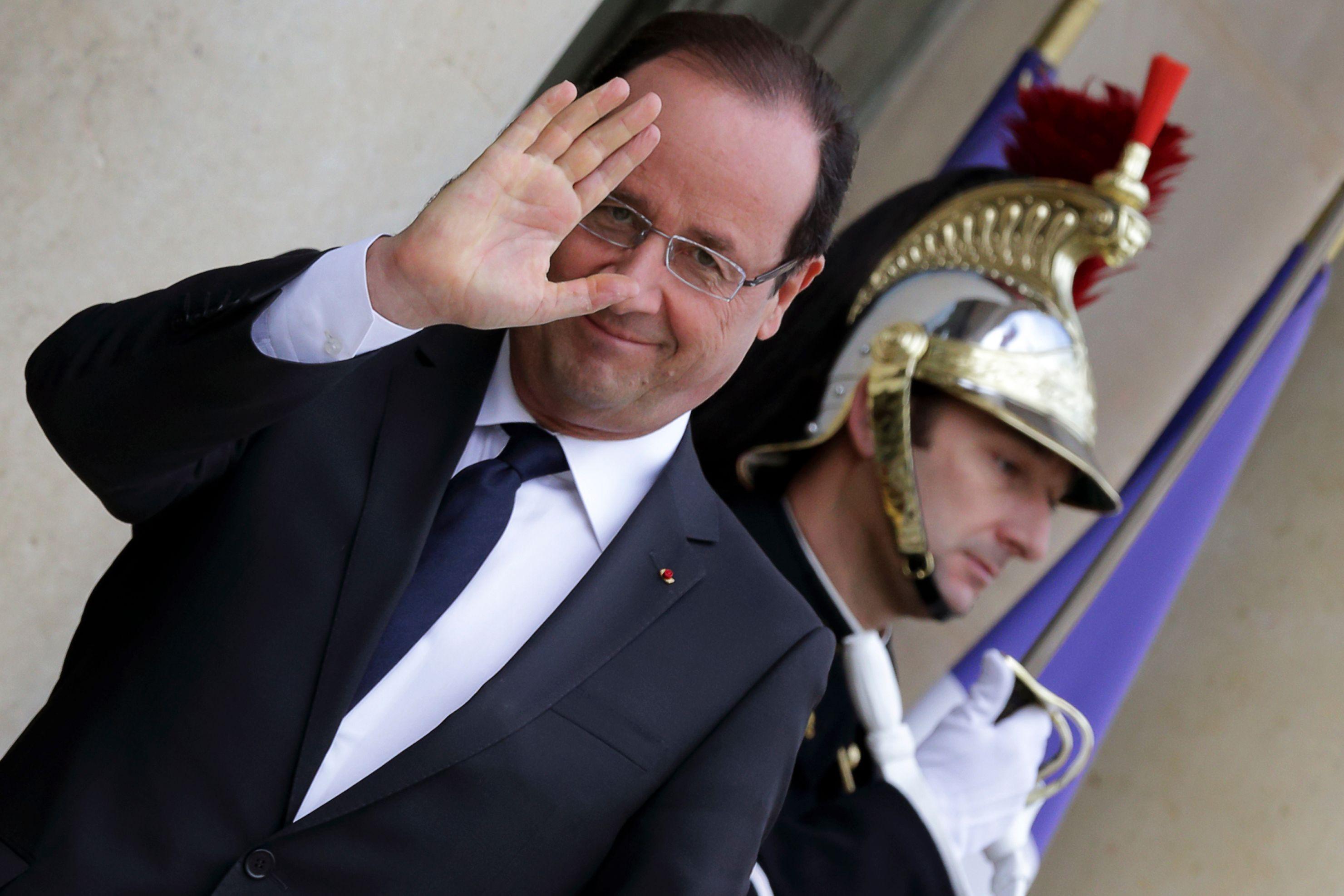 François Hollande percevra plus de 15 000 euros lorsqu'il aura quitté l'Elysée