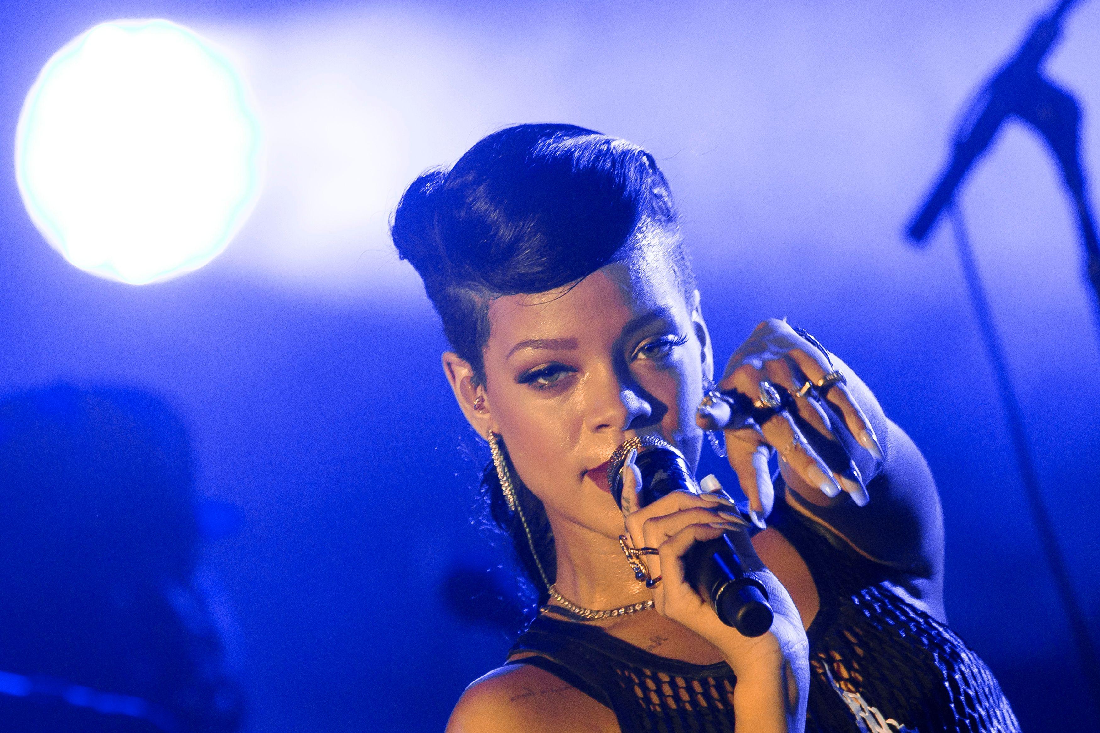 Rihanna aurait donc fini par oublier ce bon vieux Chris Brown
