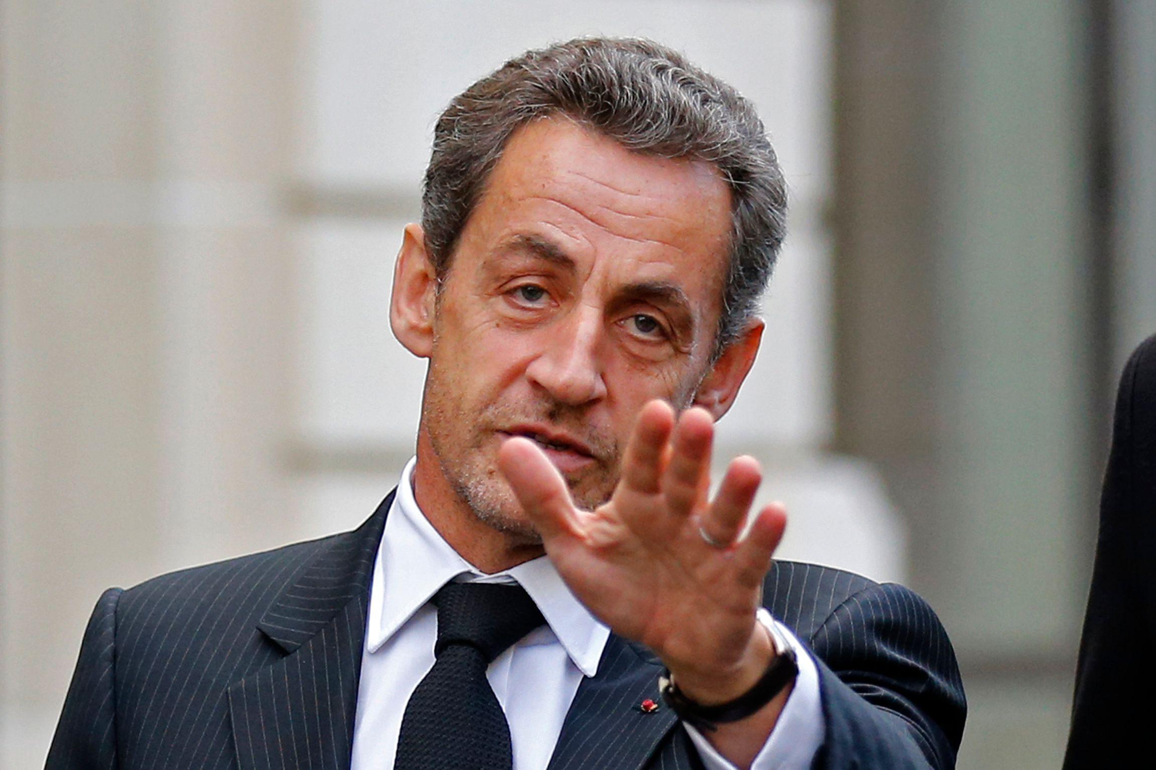 Nicolas Sarkozy est en garde à vue depuis ce mardi matin