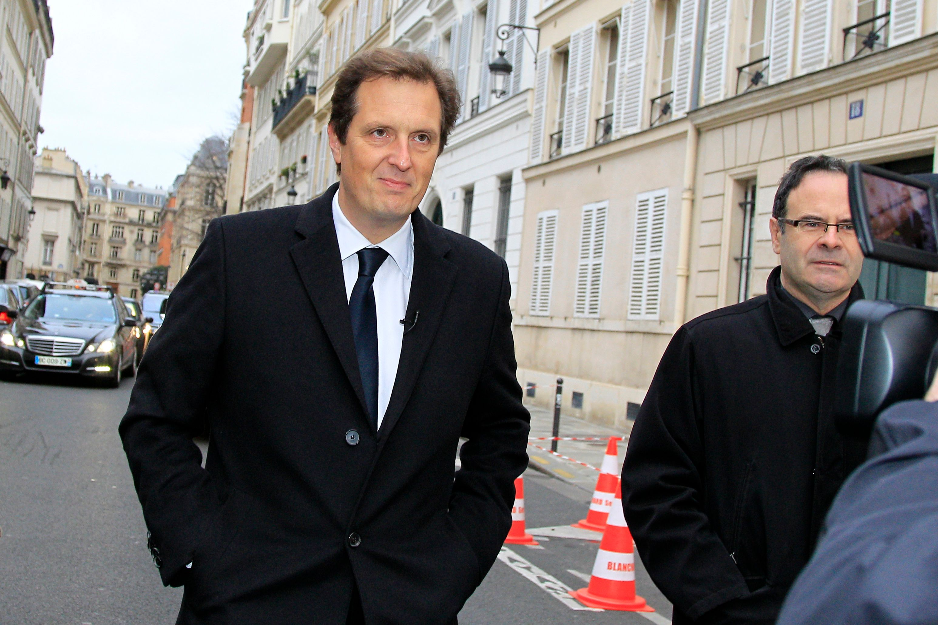 """Jérôme Chartier : """"Il n'y a aucun doute autour de la candidature de François Fillon"""""""