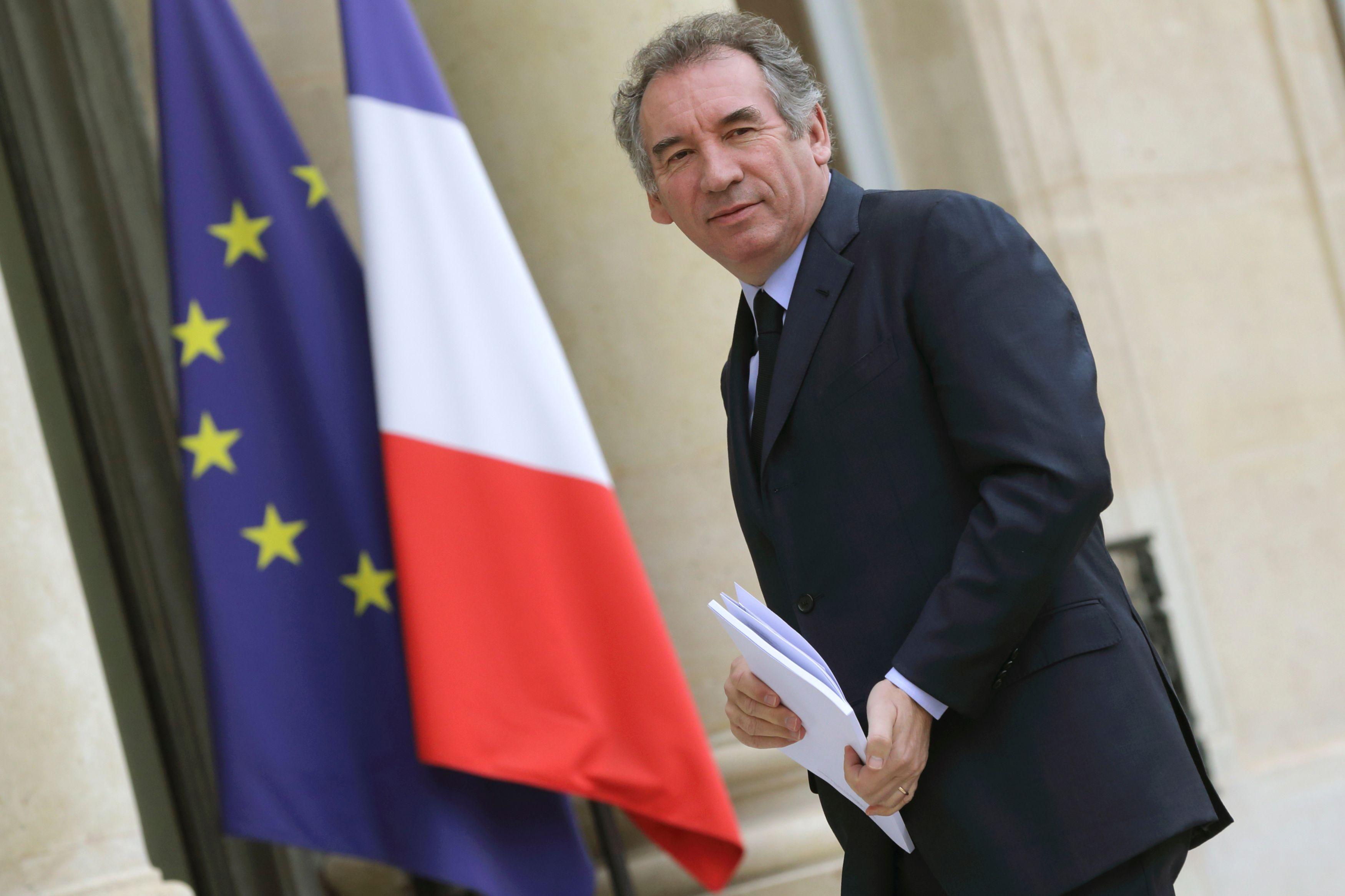 C'est la troisième fois que François Bayrou est candidat à la mairie de Pau.
