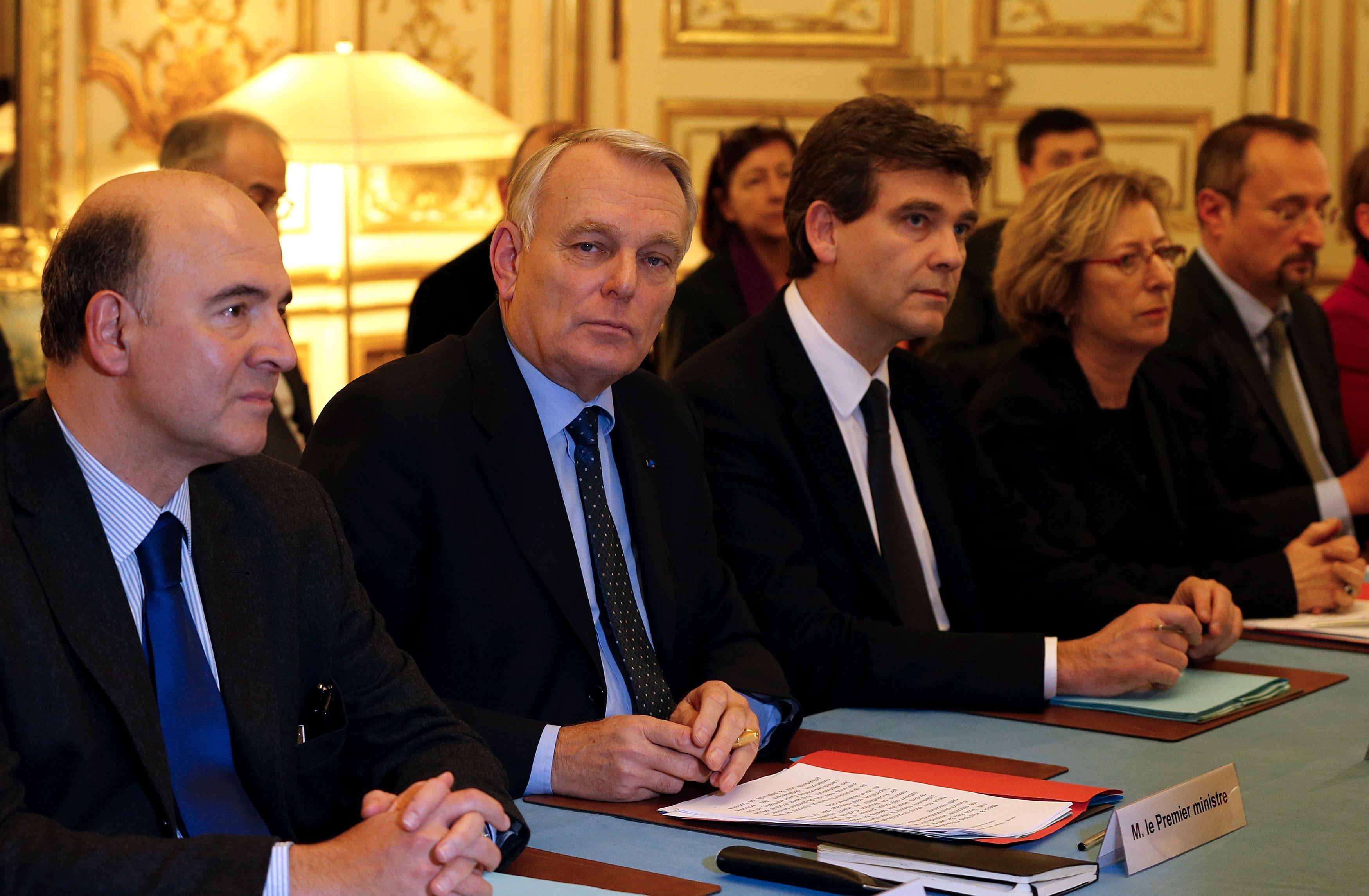 Jean-Marc Ayrault sera accompagné de ses principaux ministres