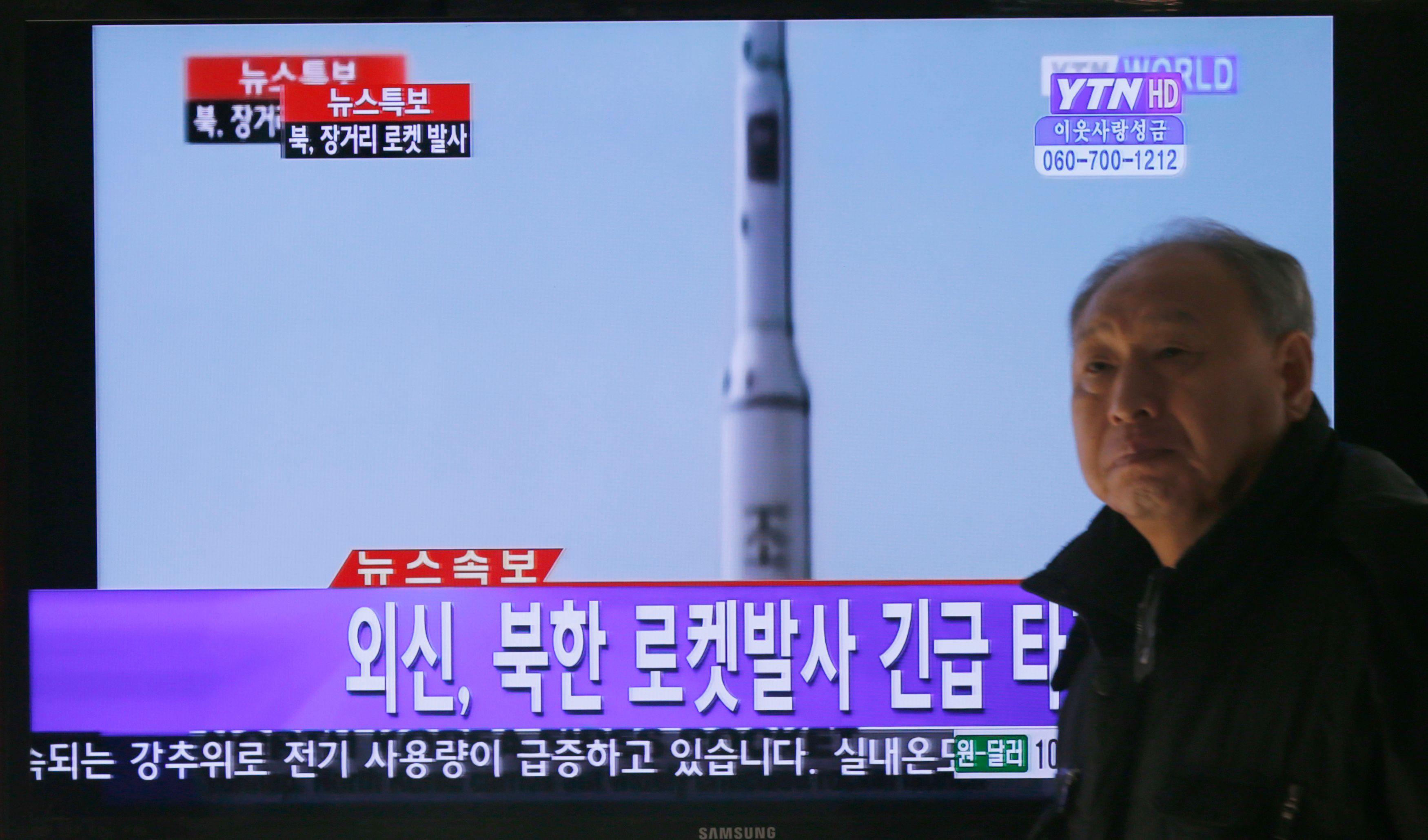 La Corée du Nord menace d'entrer en guerre