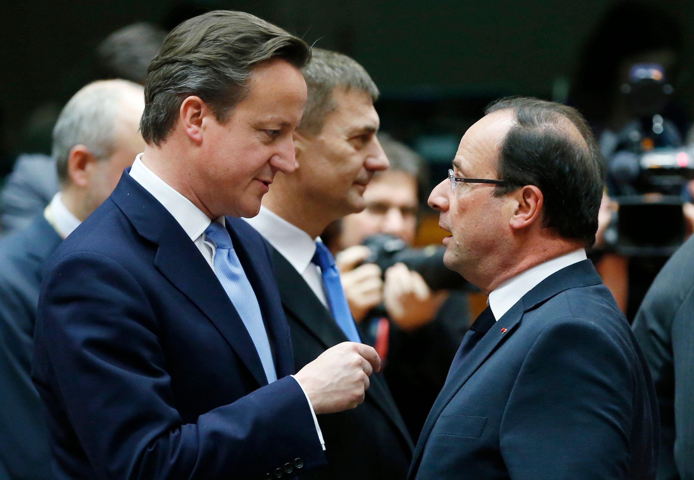 François Hollande s'inspirera-t-il de la réforme des prestations sociales britannique ?