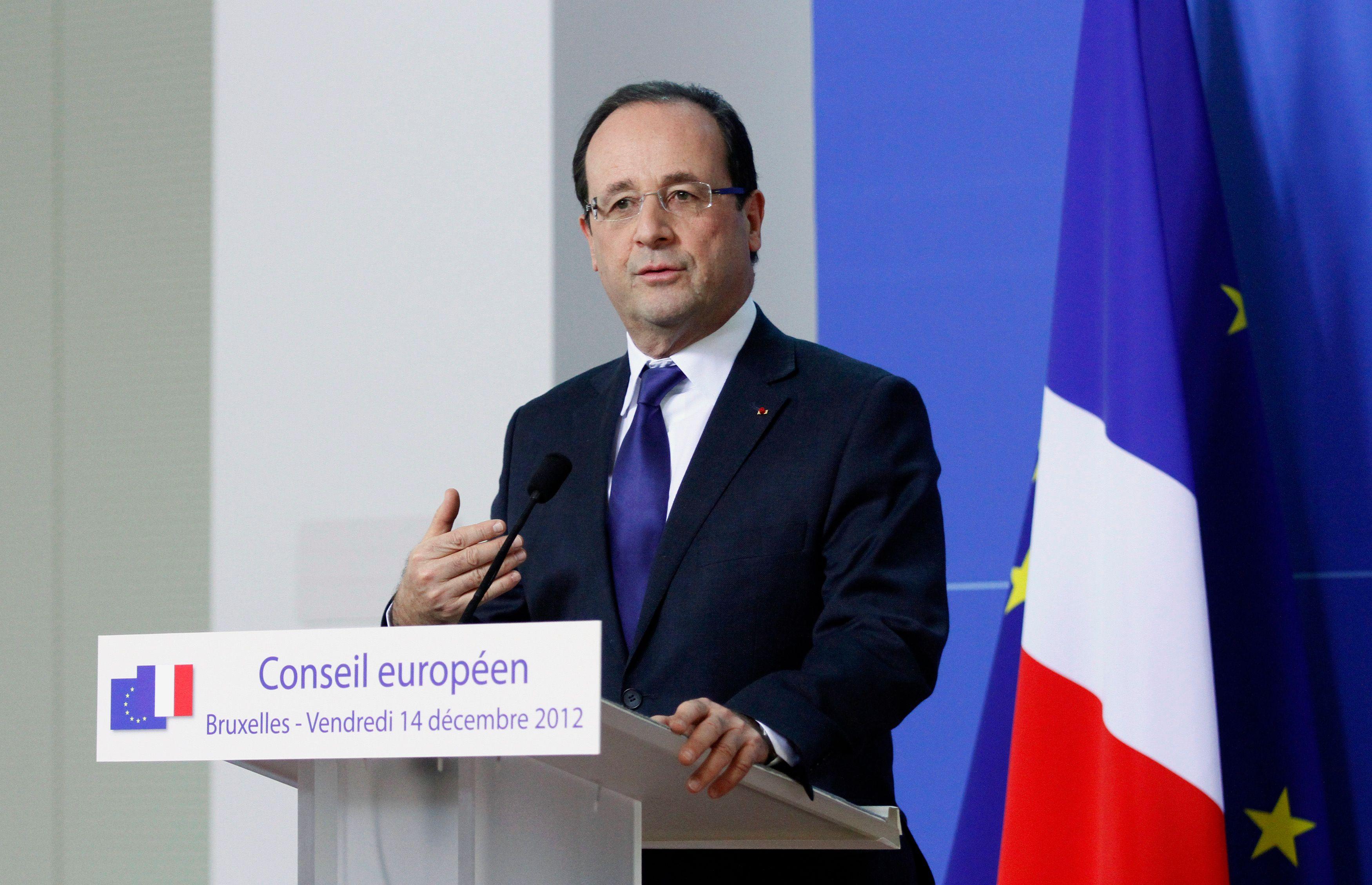 François Hollande tentera le 27 juin de modifier le texte de la recommandation de Bruxelles concernant  les retraites
