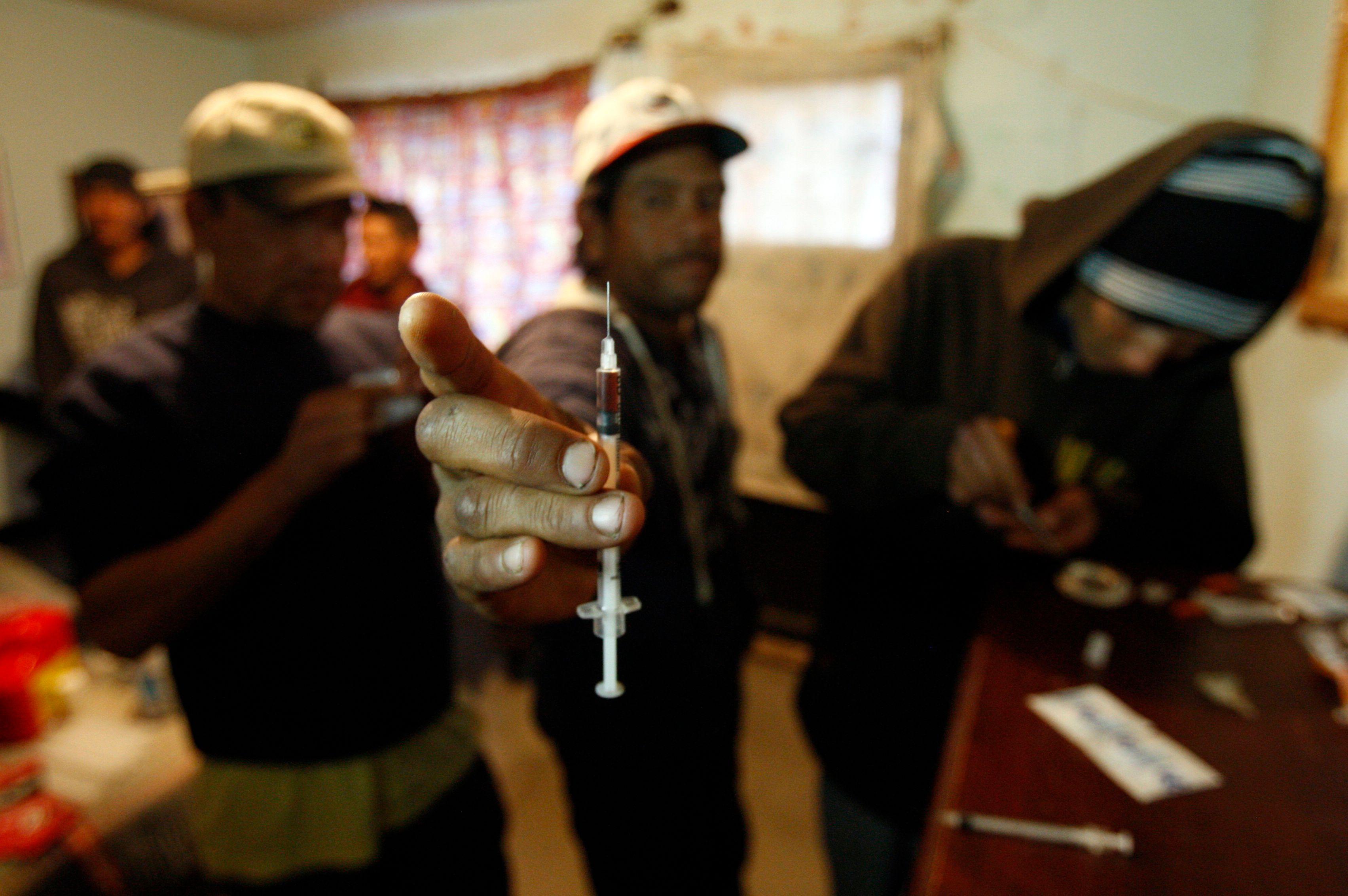 Des luttes sanglantes pour conquérir les territoires où distribuer la drogue font rage à Ciudad Juárez.