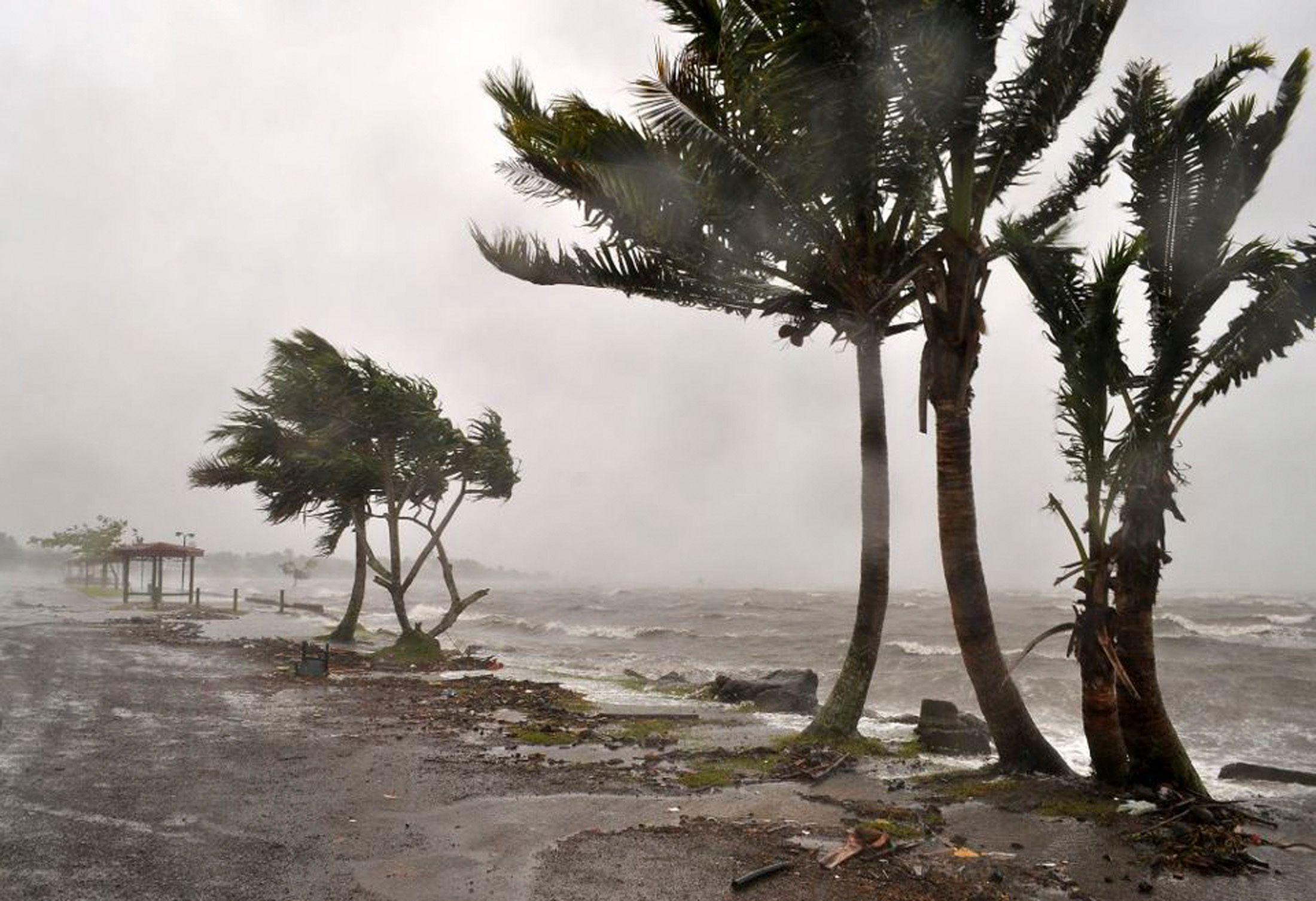 Le cyclone Dumile a fait quelques dégâts matériels