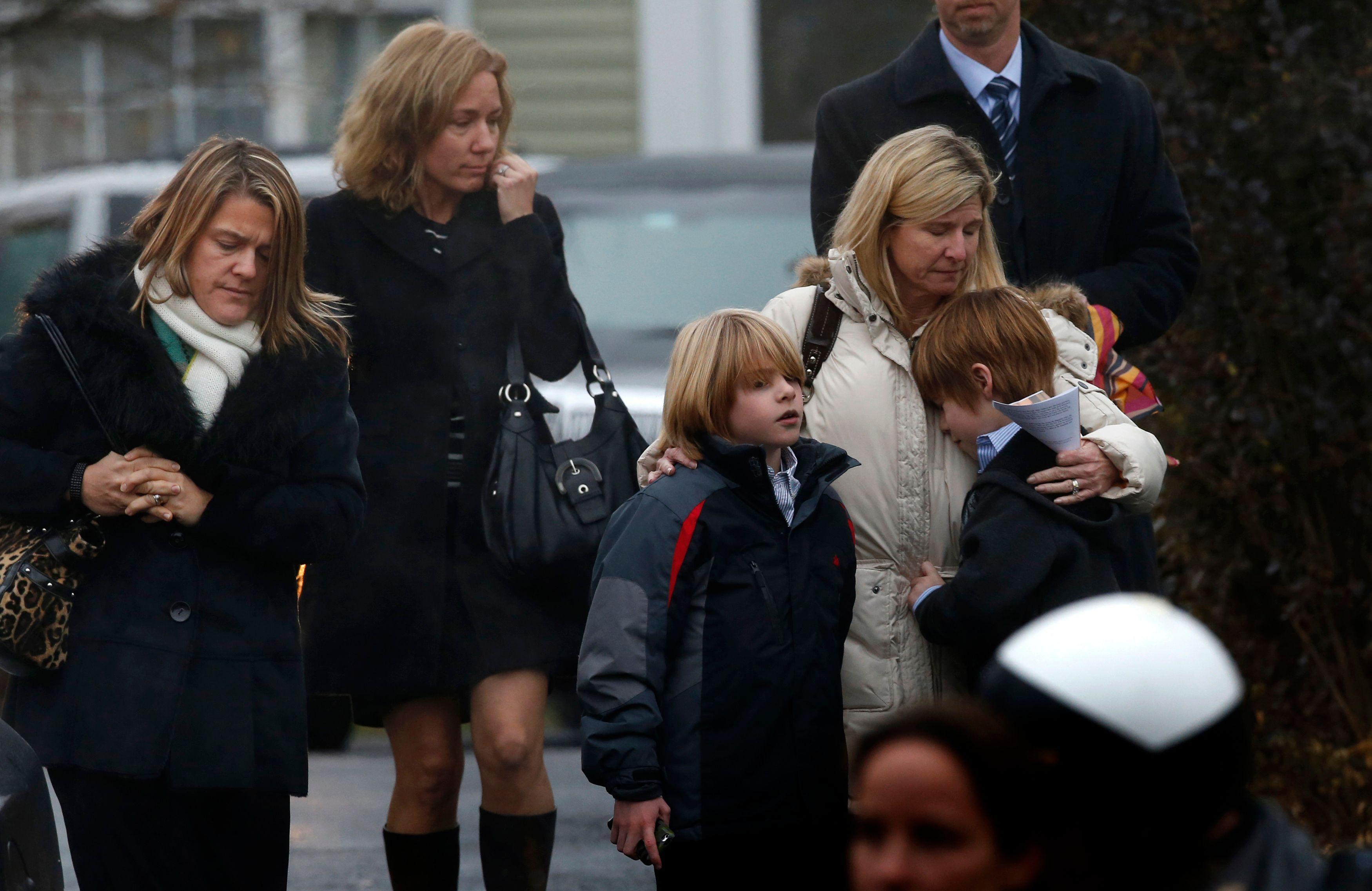 Adam Lanza a tué 20 enfants lors de la fusillade de l'école Sandy Hook à Newton aux Etats-Unis.
