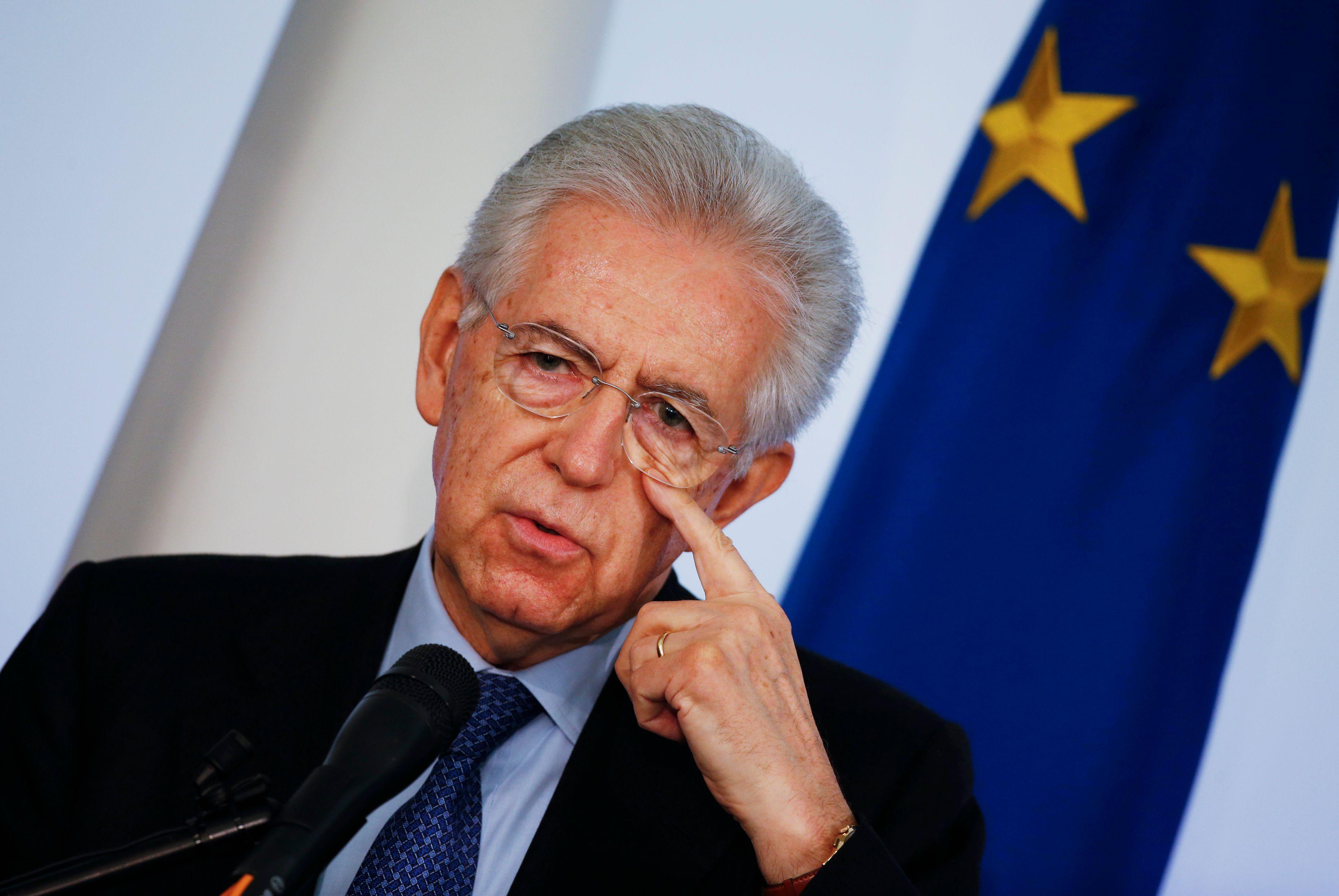 """Mario Monti : """"Dans quelques années, l'Union européenne ne sera peut-être plus là"""""""
