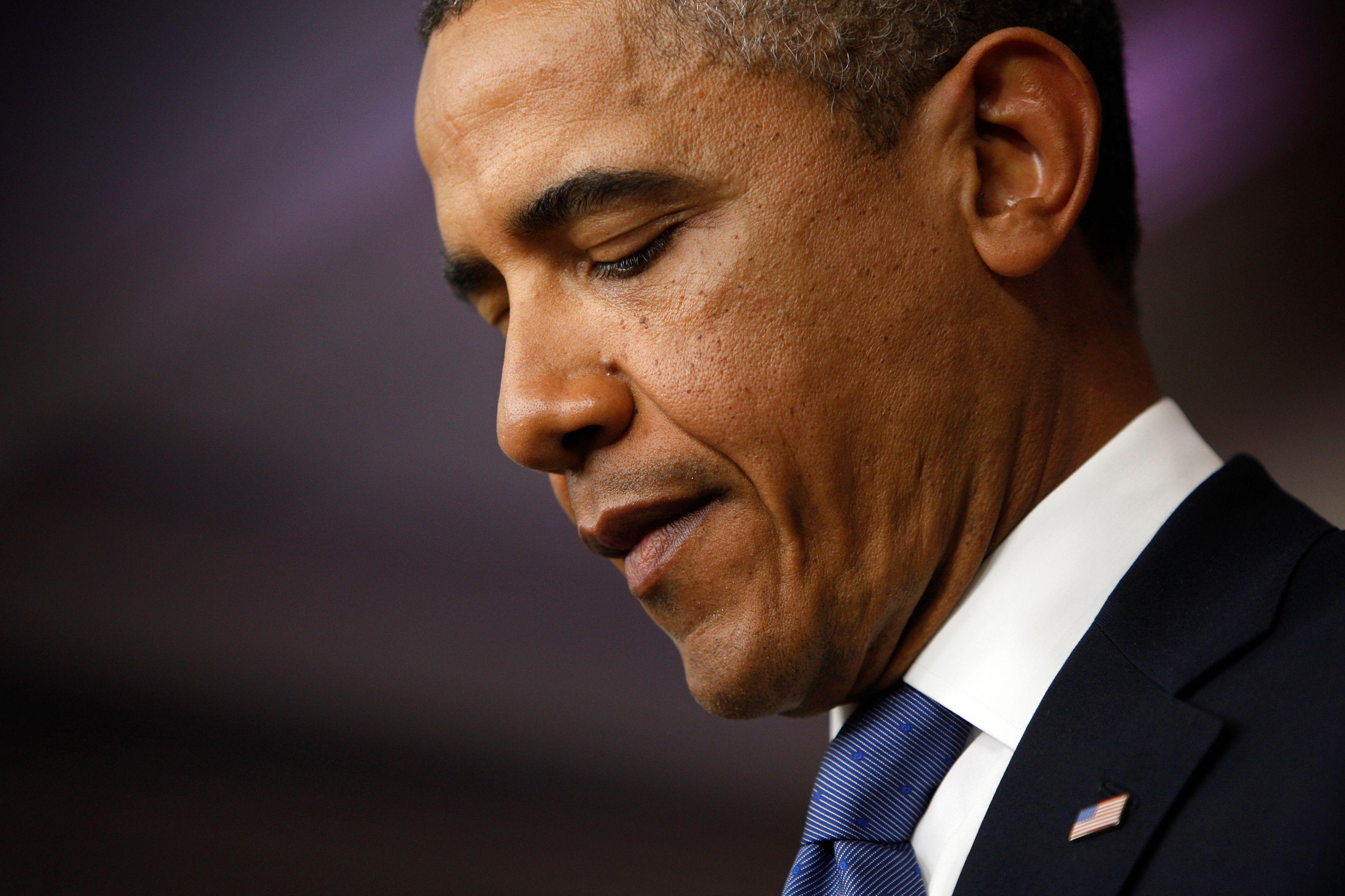 Jeudi, la Maison Blanche a annoncé un soutien militaire aux rebelles, sans aller jusqu'à parler de livraisons d'armes.