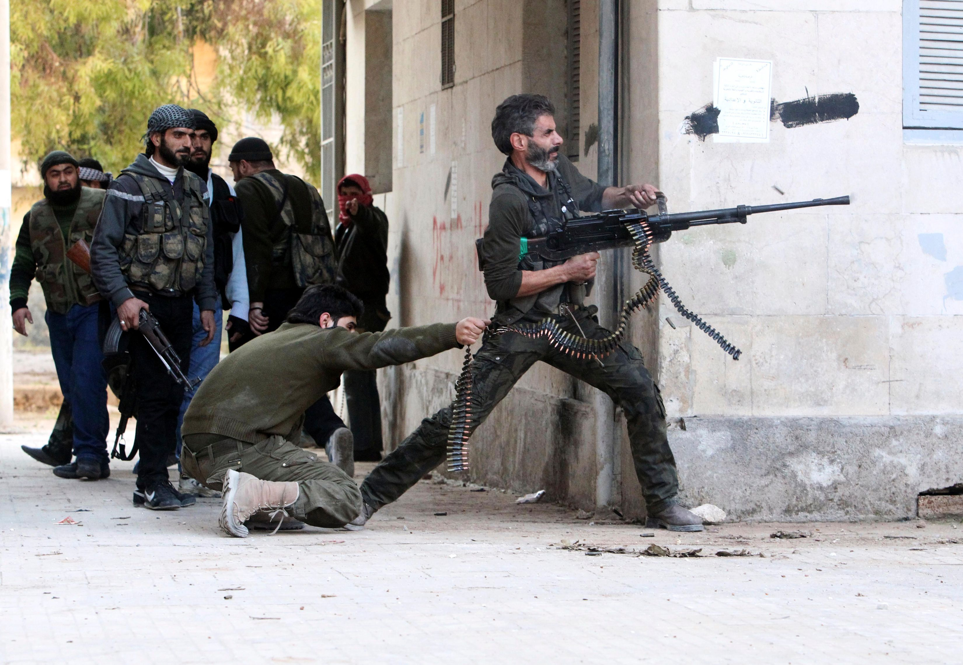 Bachar al-Assad a proposé dimanche un plan de sortie de crise, mais refuse tout dialogue avec les rebelles.
