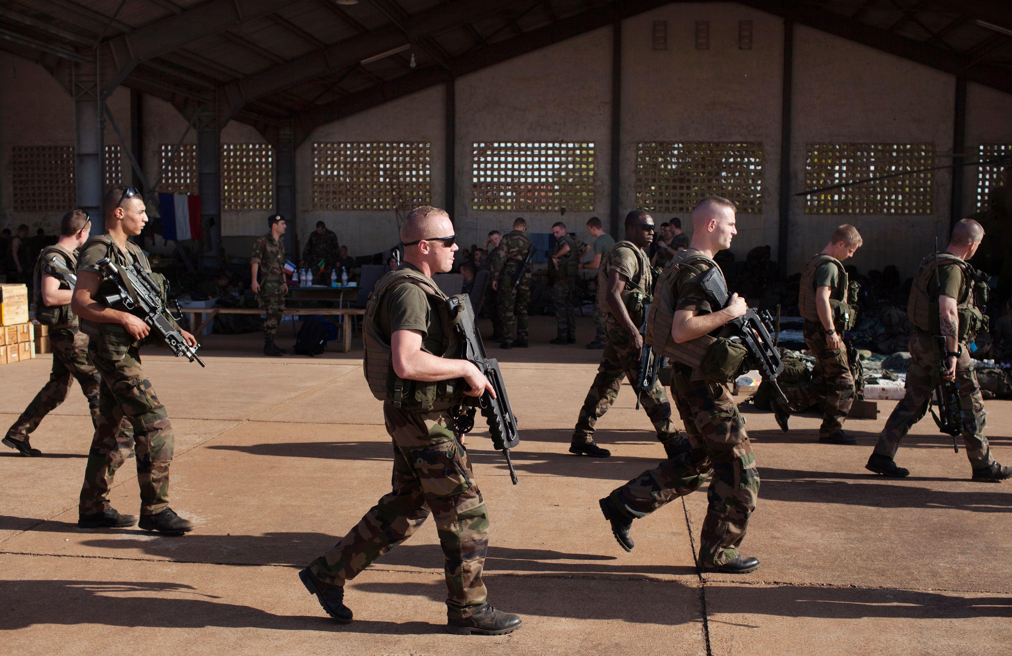 Mali : deux soldats français succombent à leurs blessures