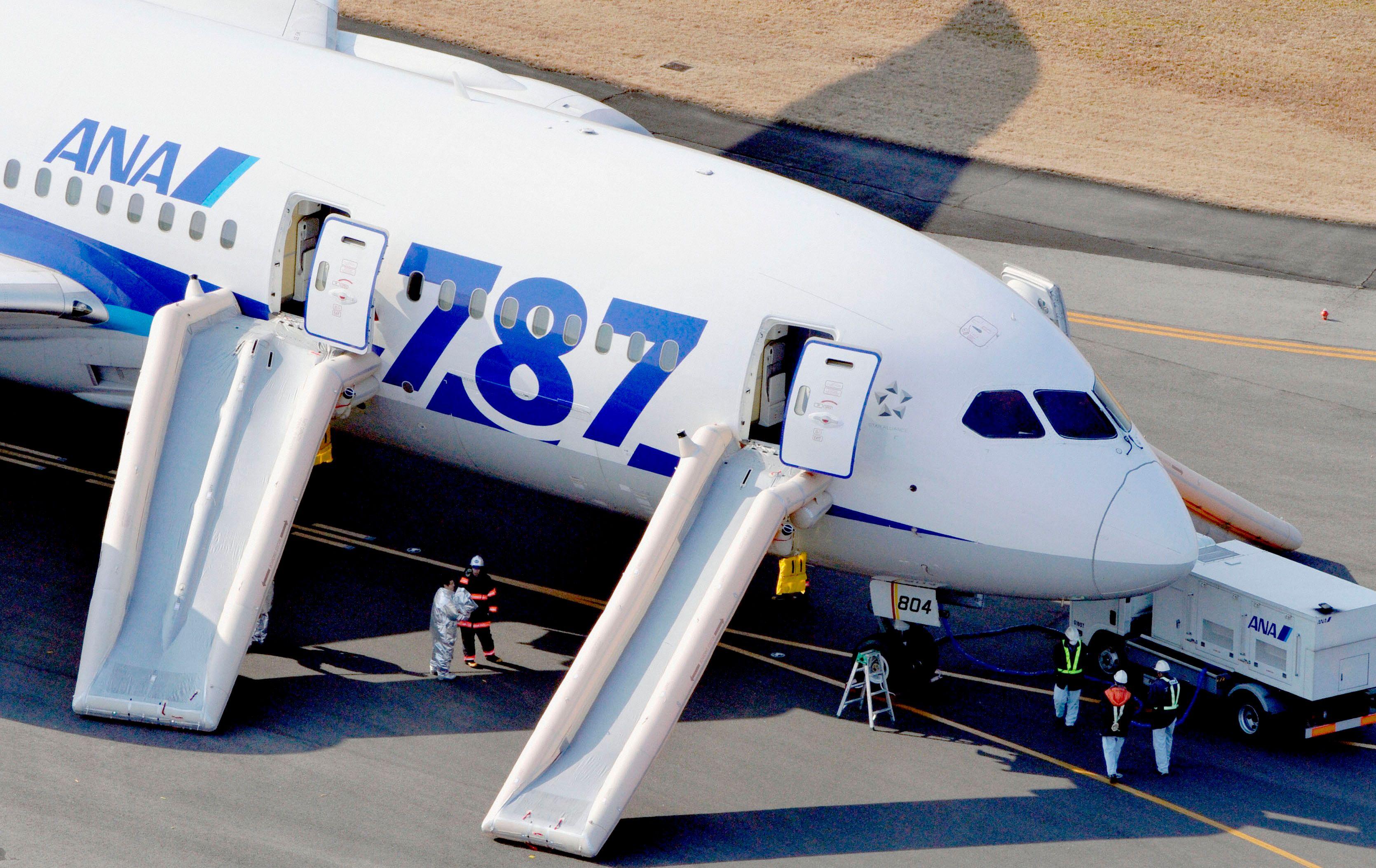 Plusieurs pays ont interdit de vol le Boeing 787 Dreamliner après les nombreux problèmes rencontrés sur l'avion.