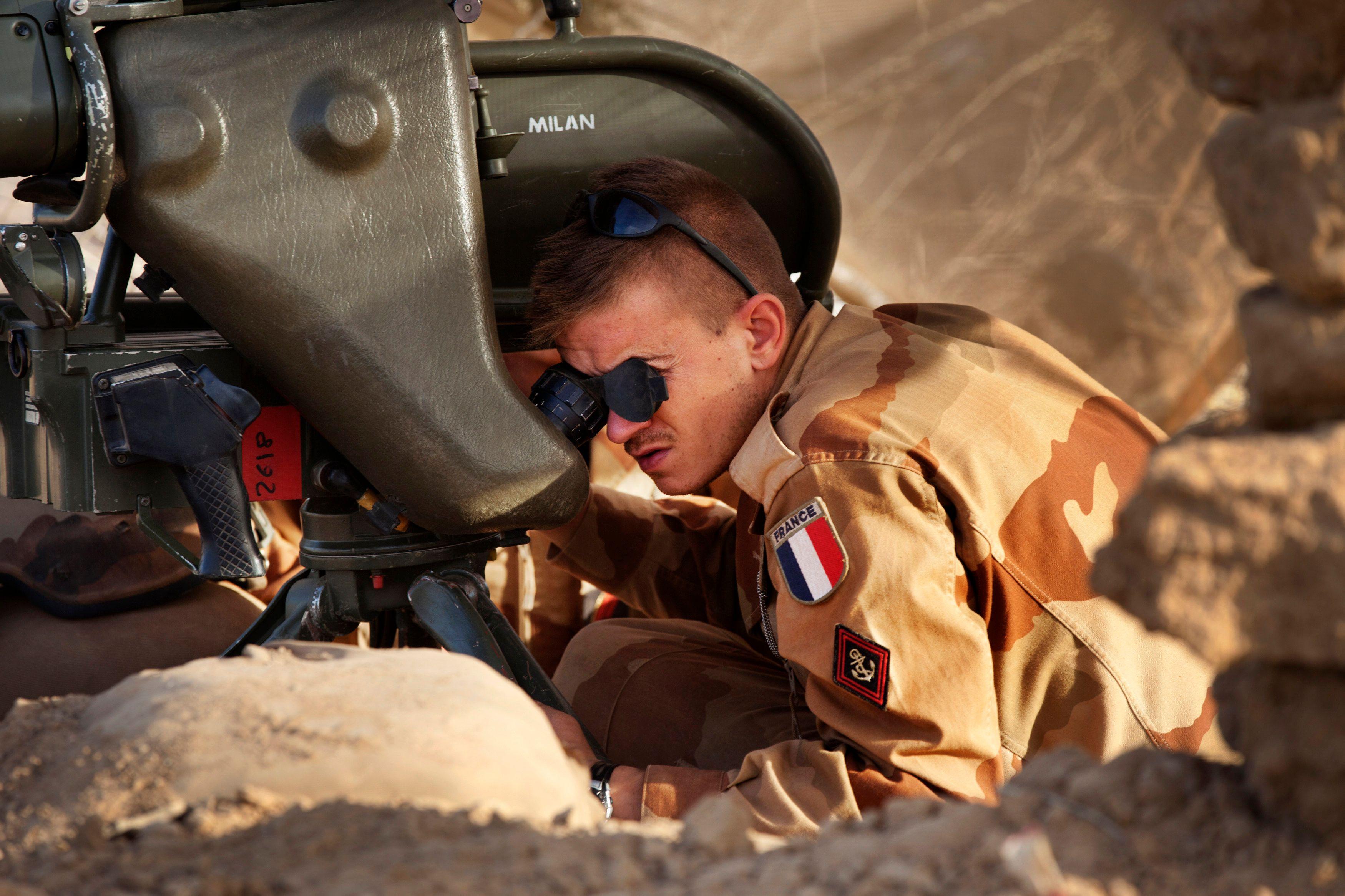 Les soldats français combattent toujours au nord du Mali