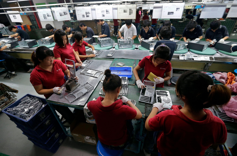 Cela montre l'intention de Foxconn d'investir aux Etats-Unis, notamment pour monter une usine d'assemblage des produits d'Apple. Foxconn est une entreprise taiwanaise de composants électroniques et d'assemblages, dont l'un des plus gros clients est Apple.
