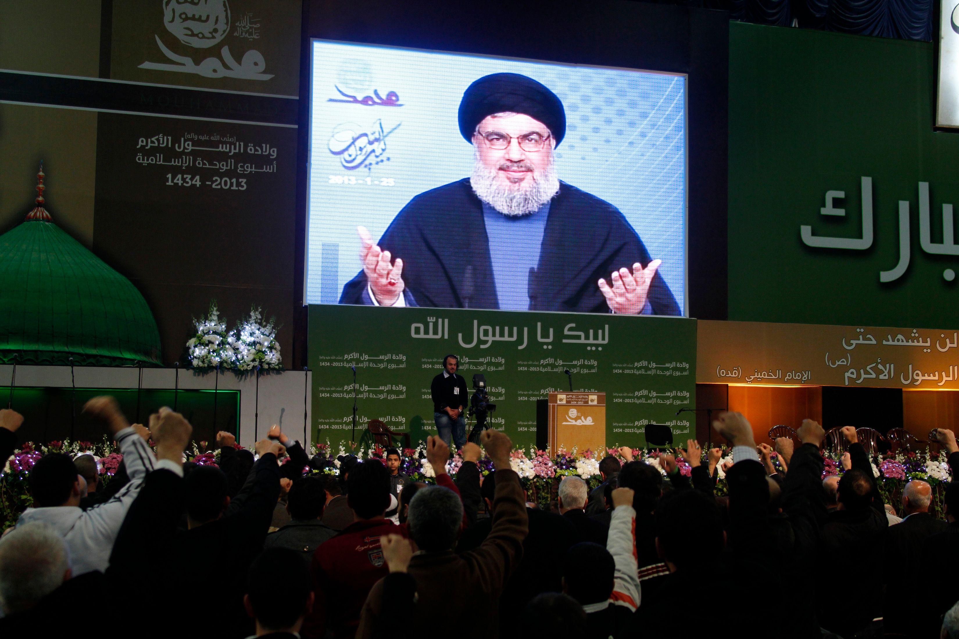 Israël face à un Hezbollah plus fort que jamais alors que le régime syrien est en passe d'en finir avec l'Etat islamique