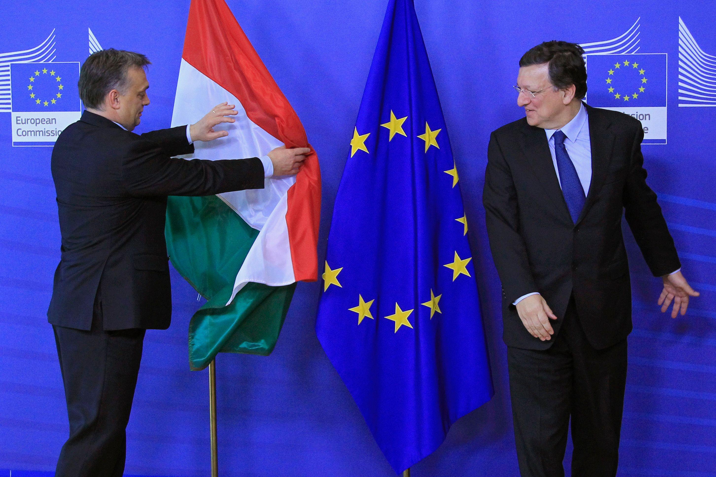 Tour d'Europe des campagnes pour les Européennes : direction la Hongrie
