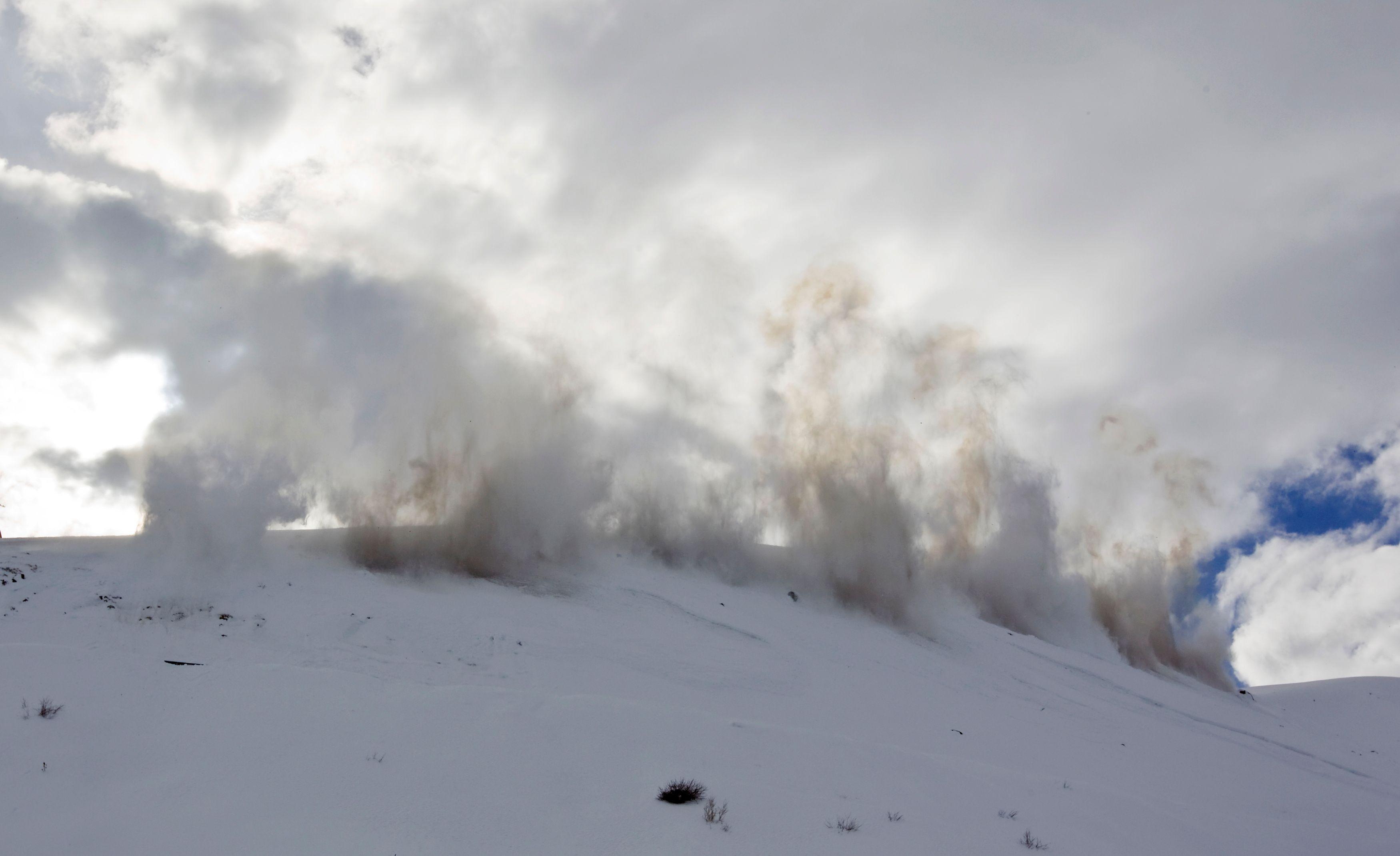 Les avalanches ont tué plusieurs personnes depuis le début de l'année.