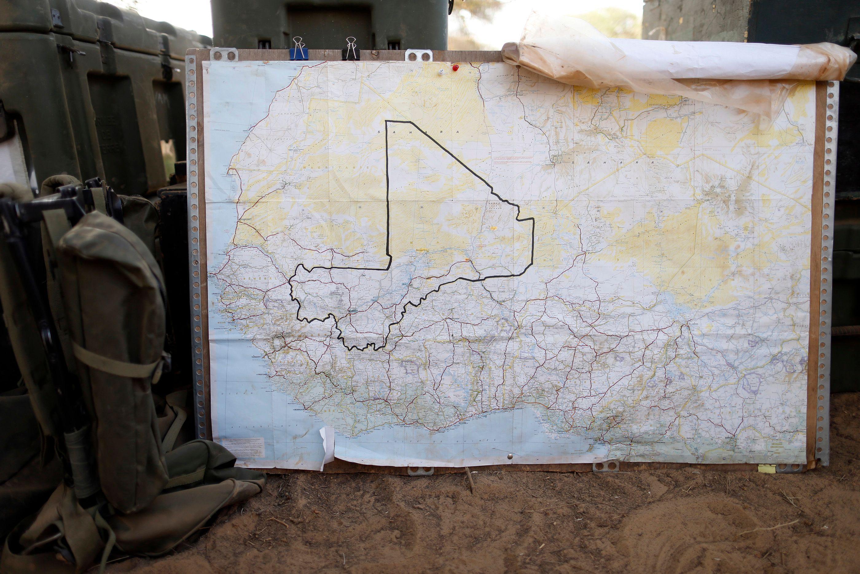 Les conflits actuels en Afrique prennent leur racine dans le découpage colonial