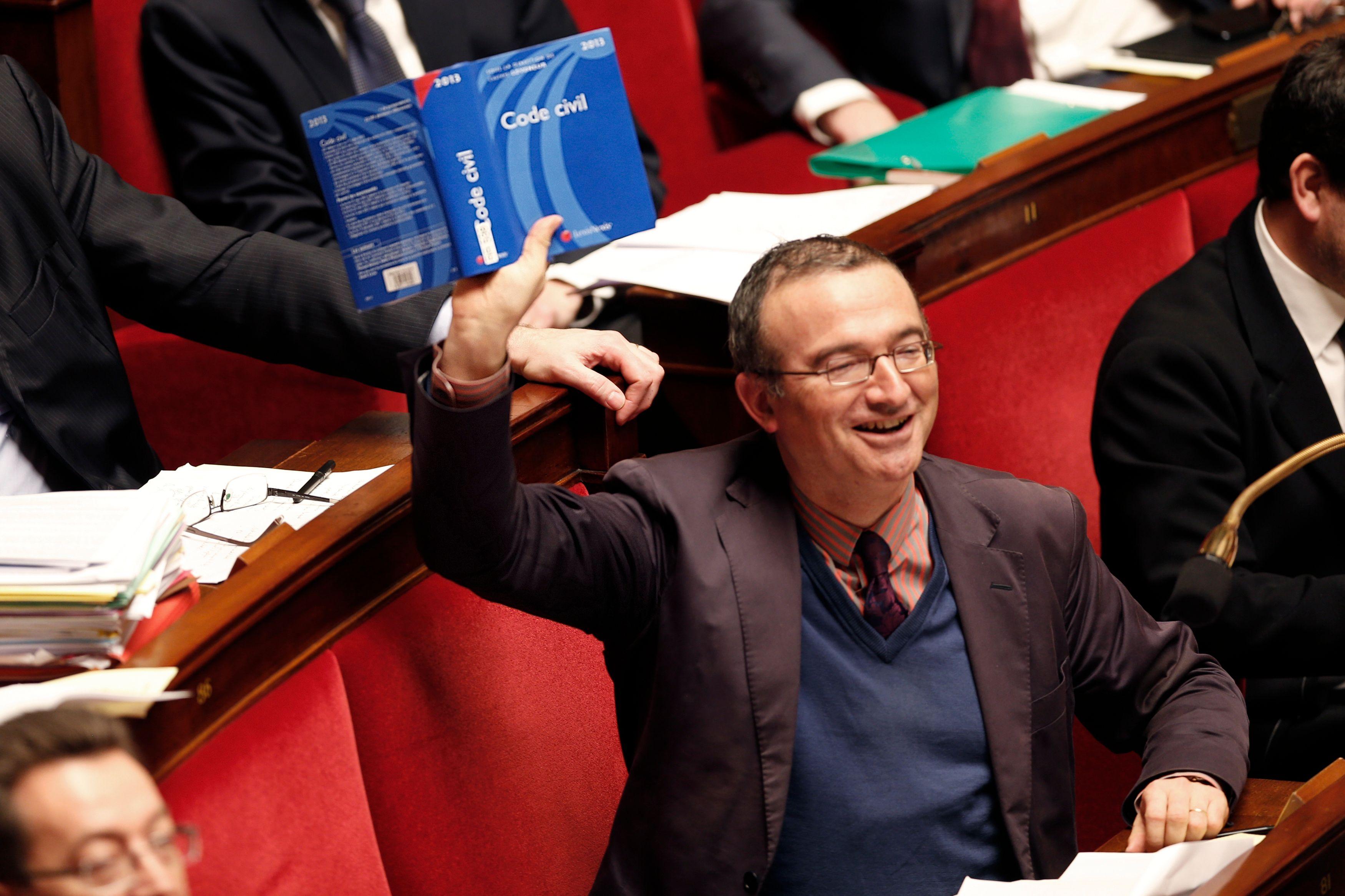 """Hervé Mariton : """"L'UMP est abîmée mais elle est vivante"""""""