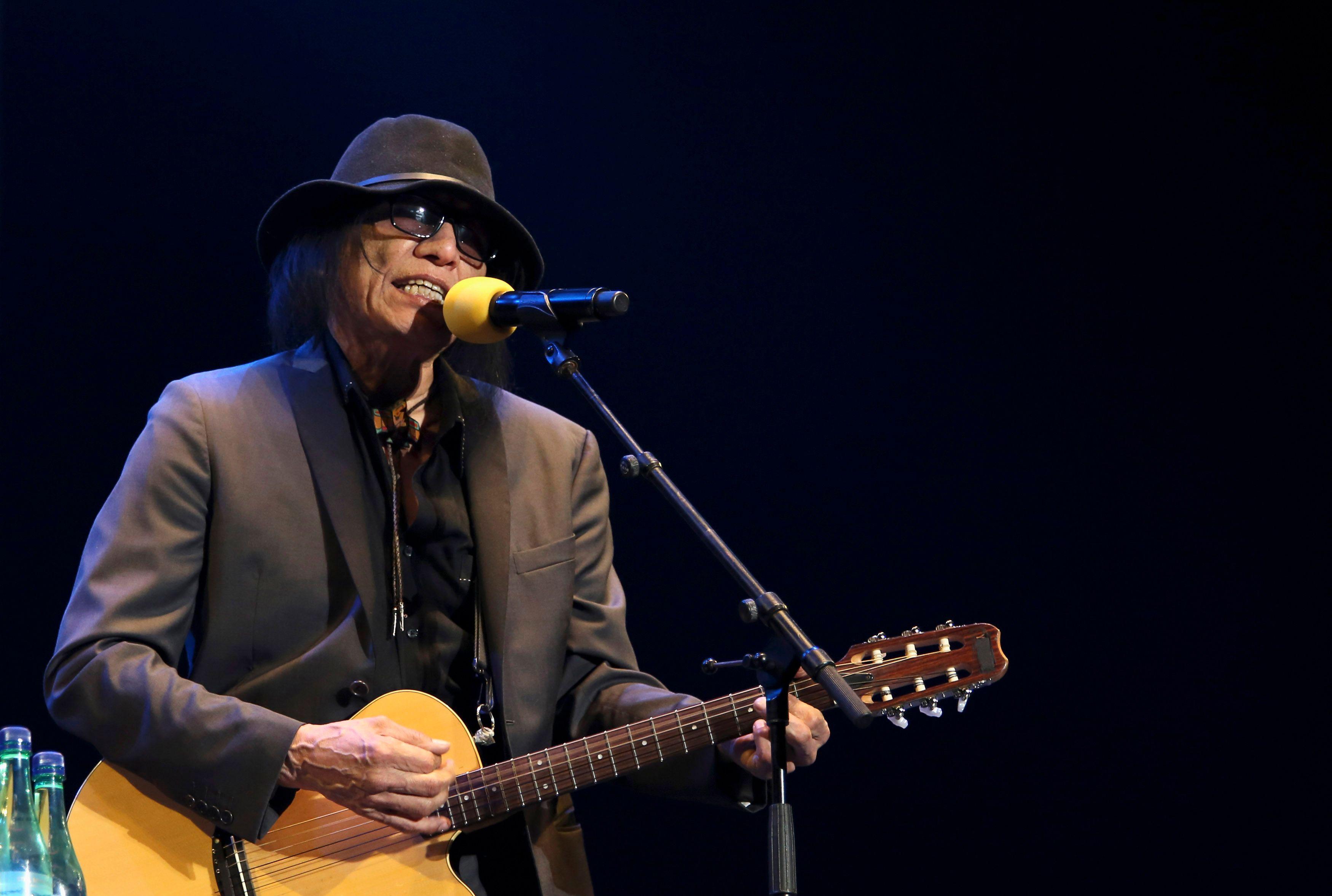 Le concert de Sixto Rodriguez a réuni 6 300 personnes au Zénith de Paris ce lundi