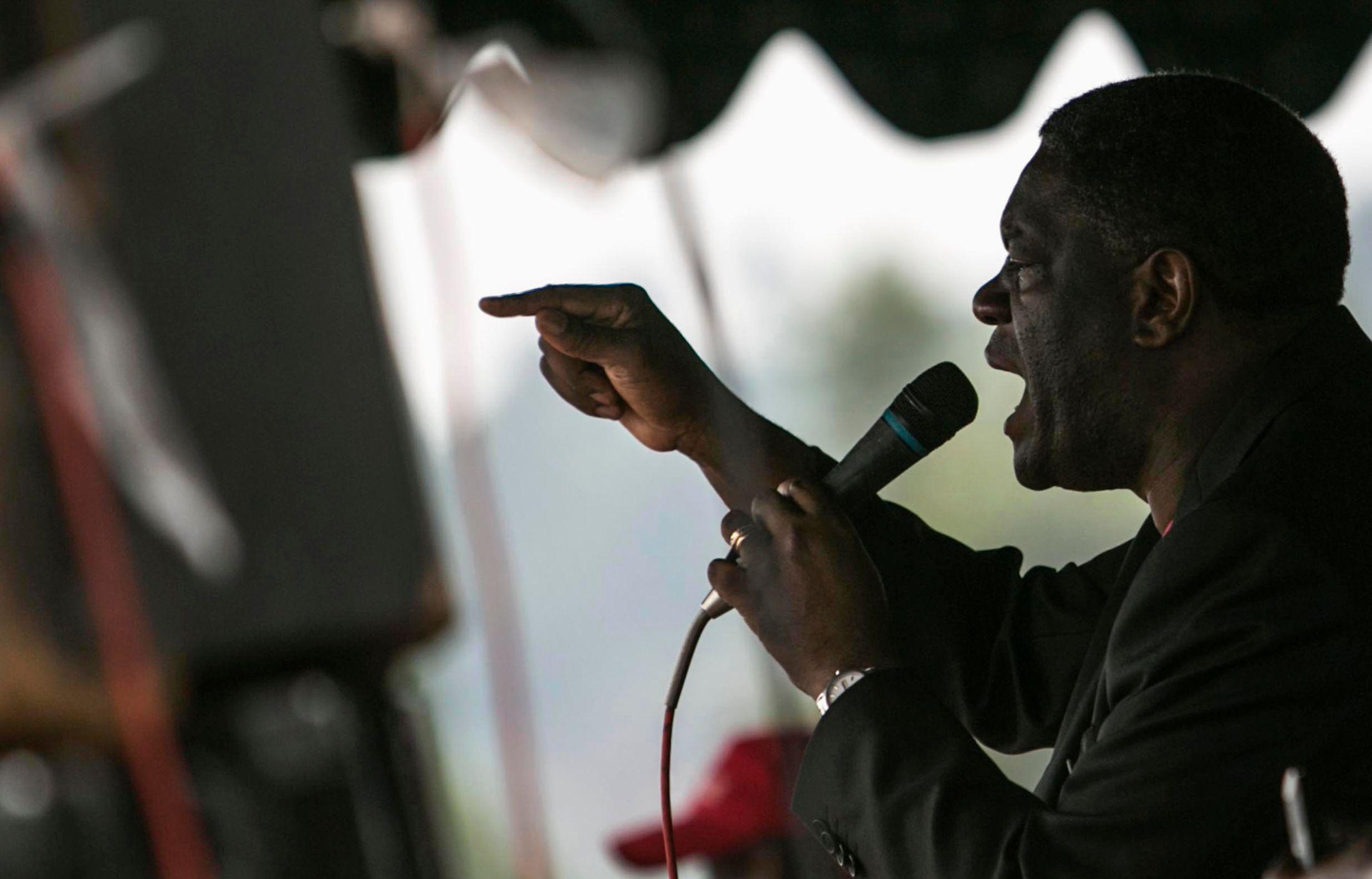 Denis Mukwege est le directeur de l'hôpital Panzi au Congo