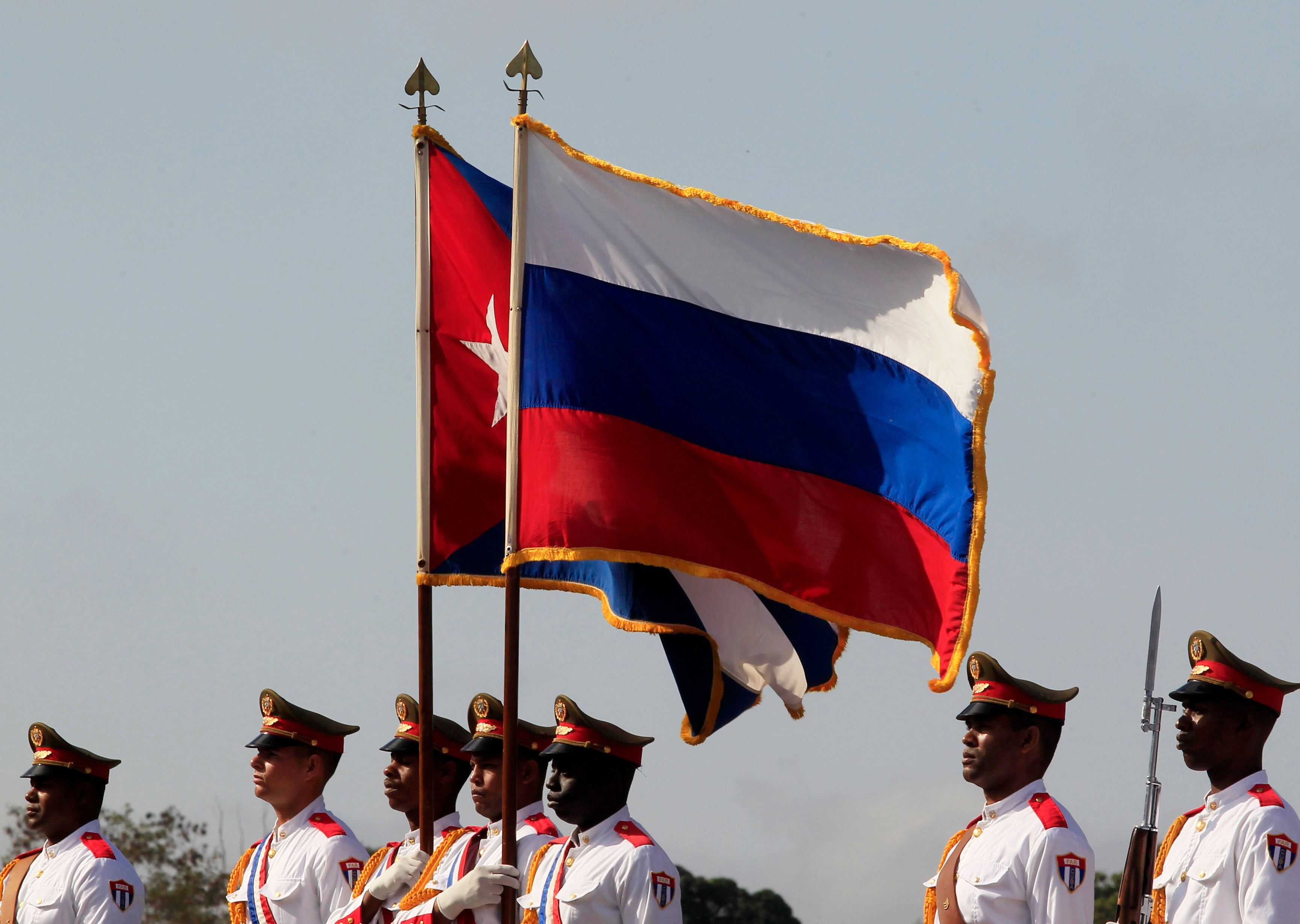 Beaucoup de médias attendaient le gouvernement russe au tournant de Sotchi.
