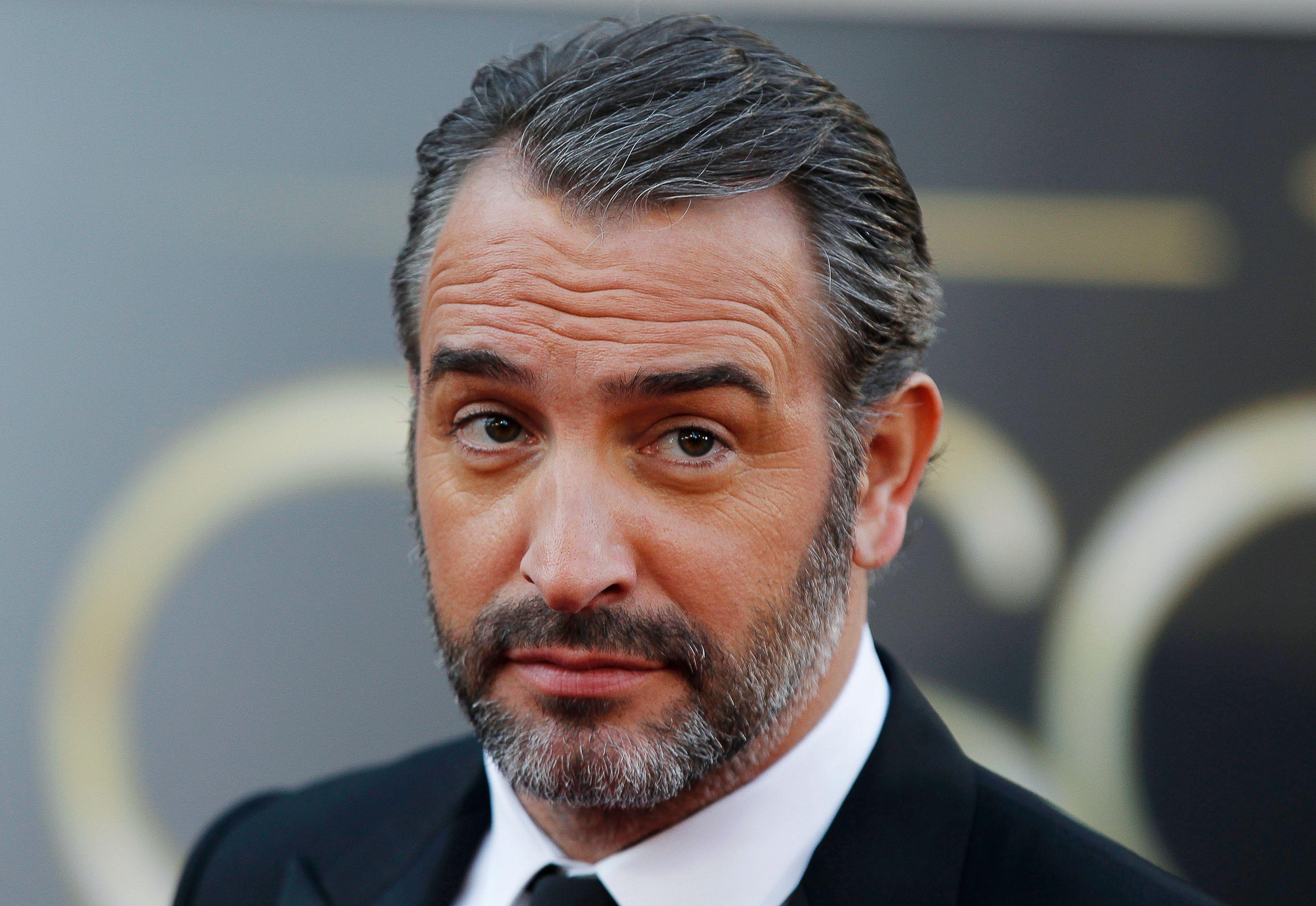 Jean Dujardin n'apparait pas dans la bande annonce d'un de ses prochains films