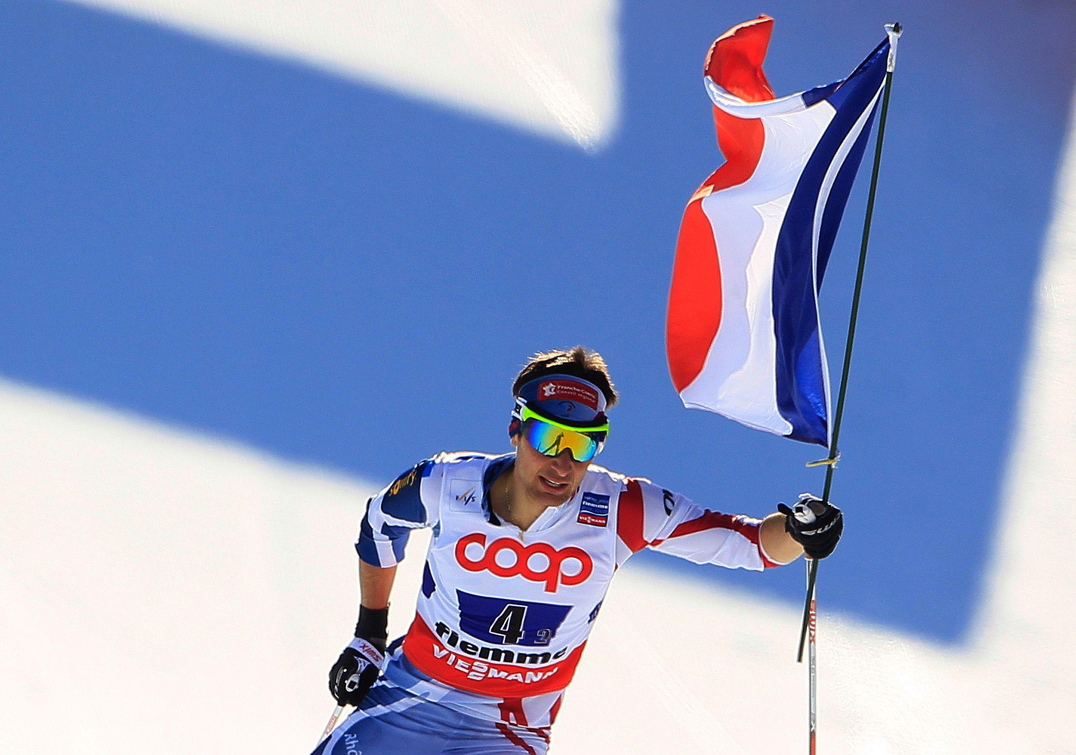 Jason Lamy-Chapppuis sera le porte-drapeau tricolore à Sotchi