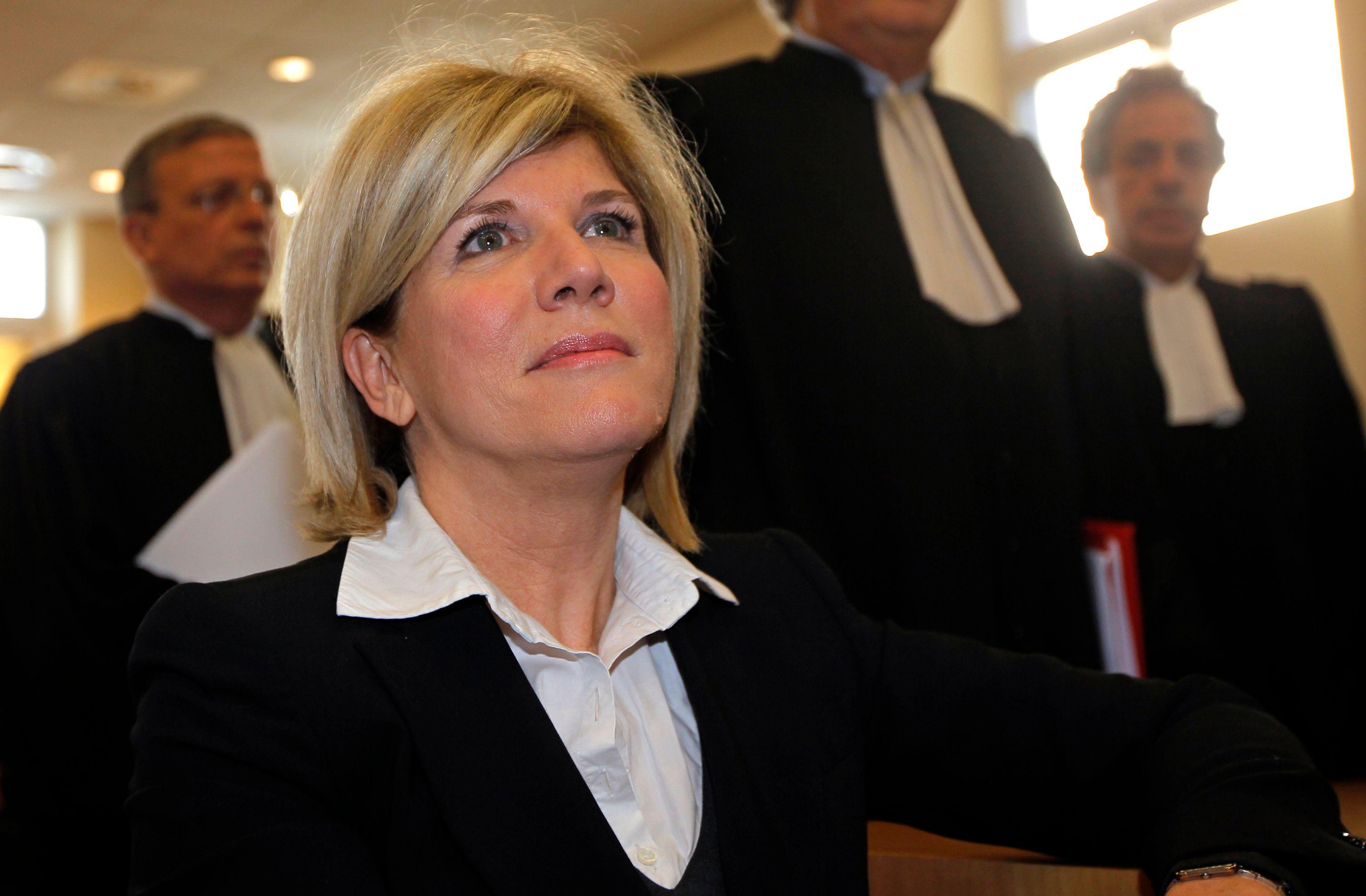 L'avocat de Sylvie Andrieux a demandé sa relaxe.