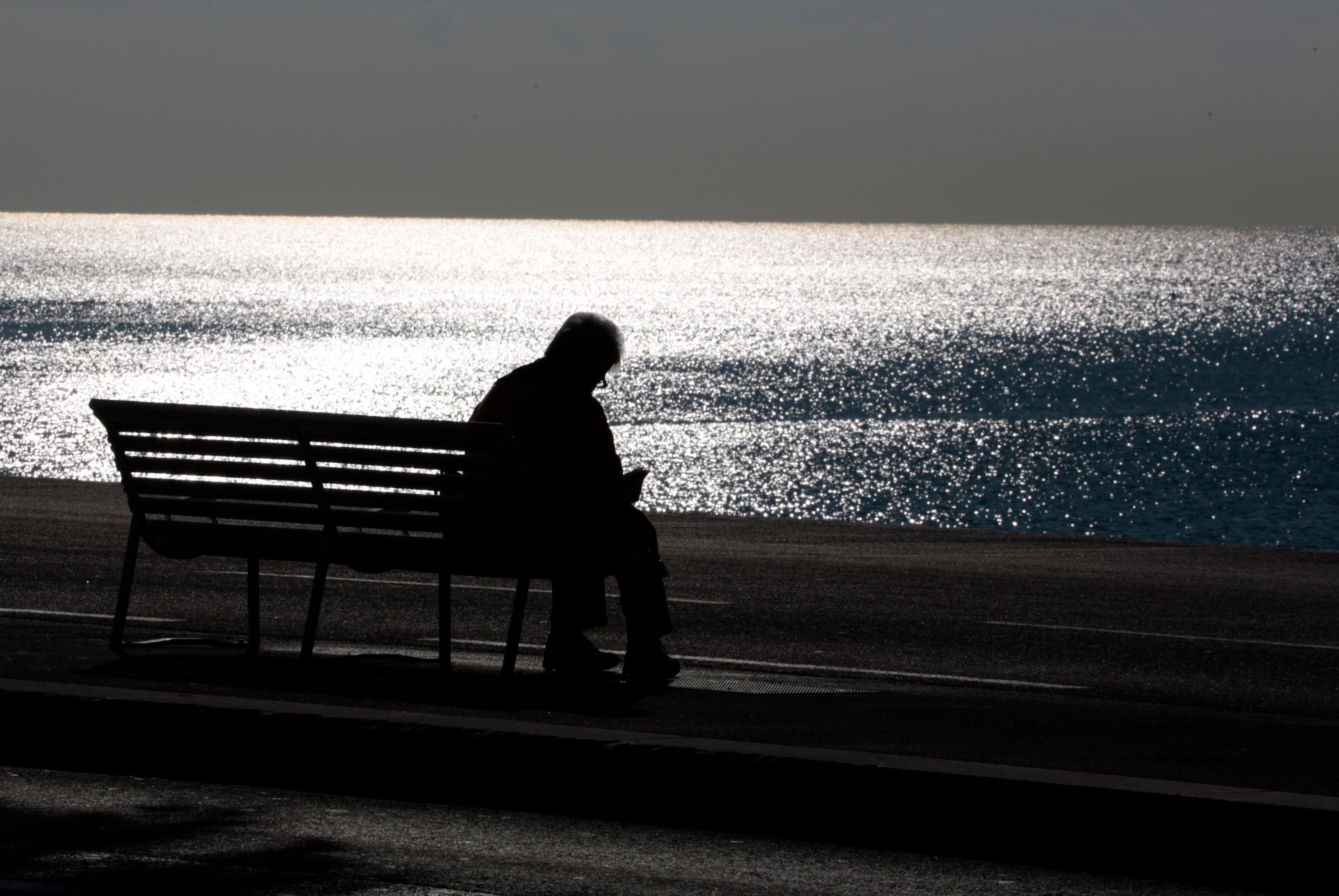 """""""On peut être très entouré et se sentir atrocement seul""""."""