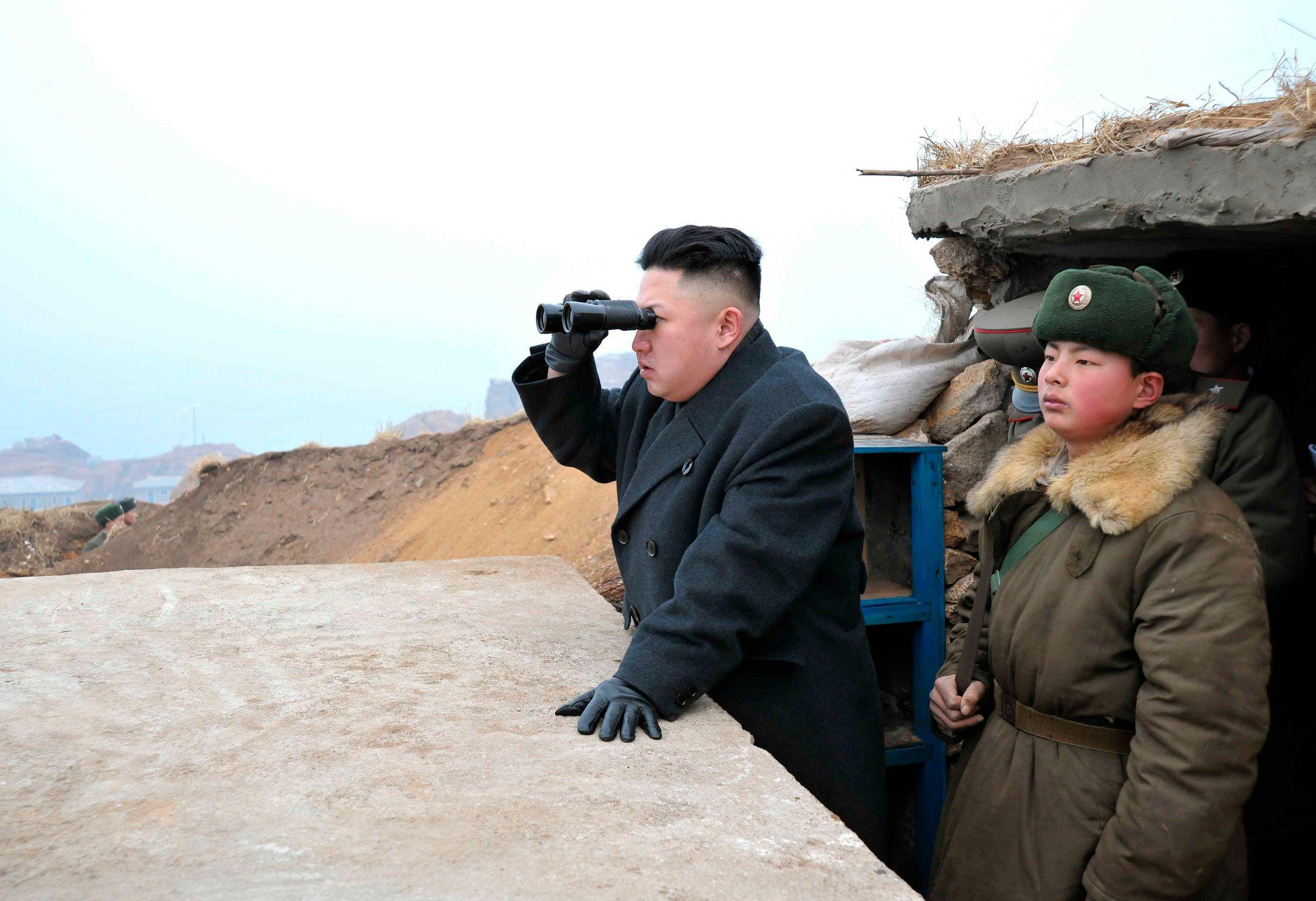 """La Corée du Nord estime que Donald Trump est un """"gars qui a perdu la raison"""""""