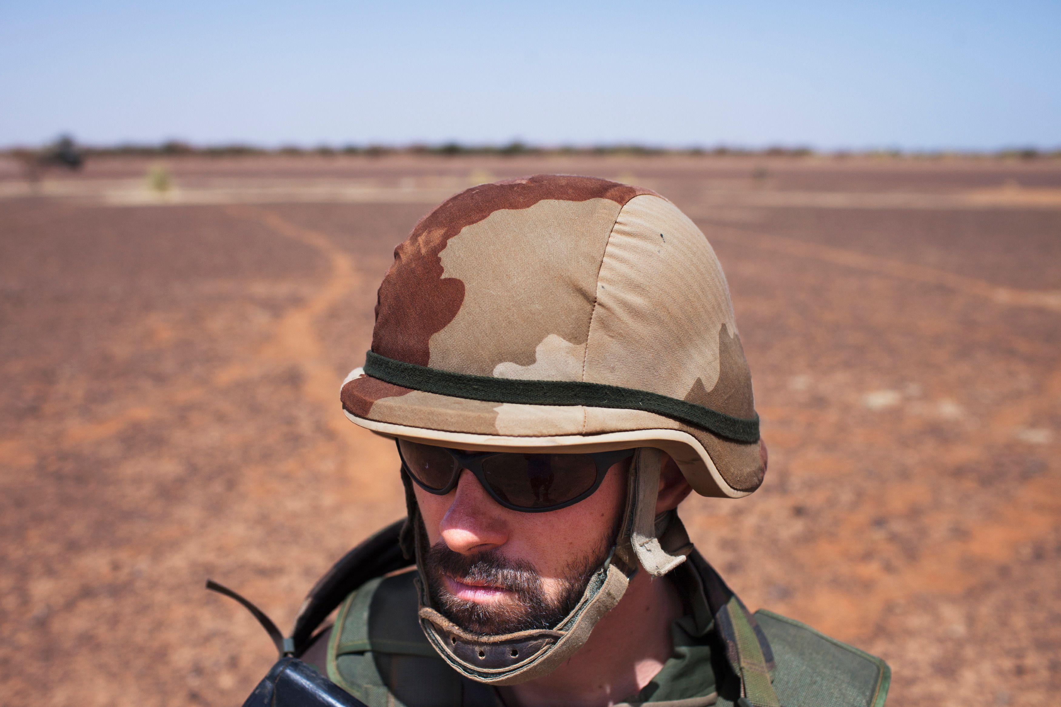 Les soldats français au Mali