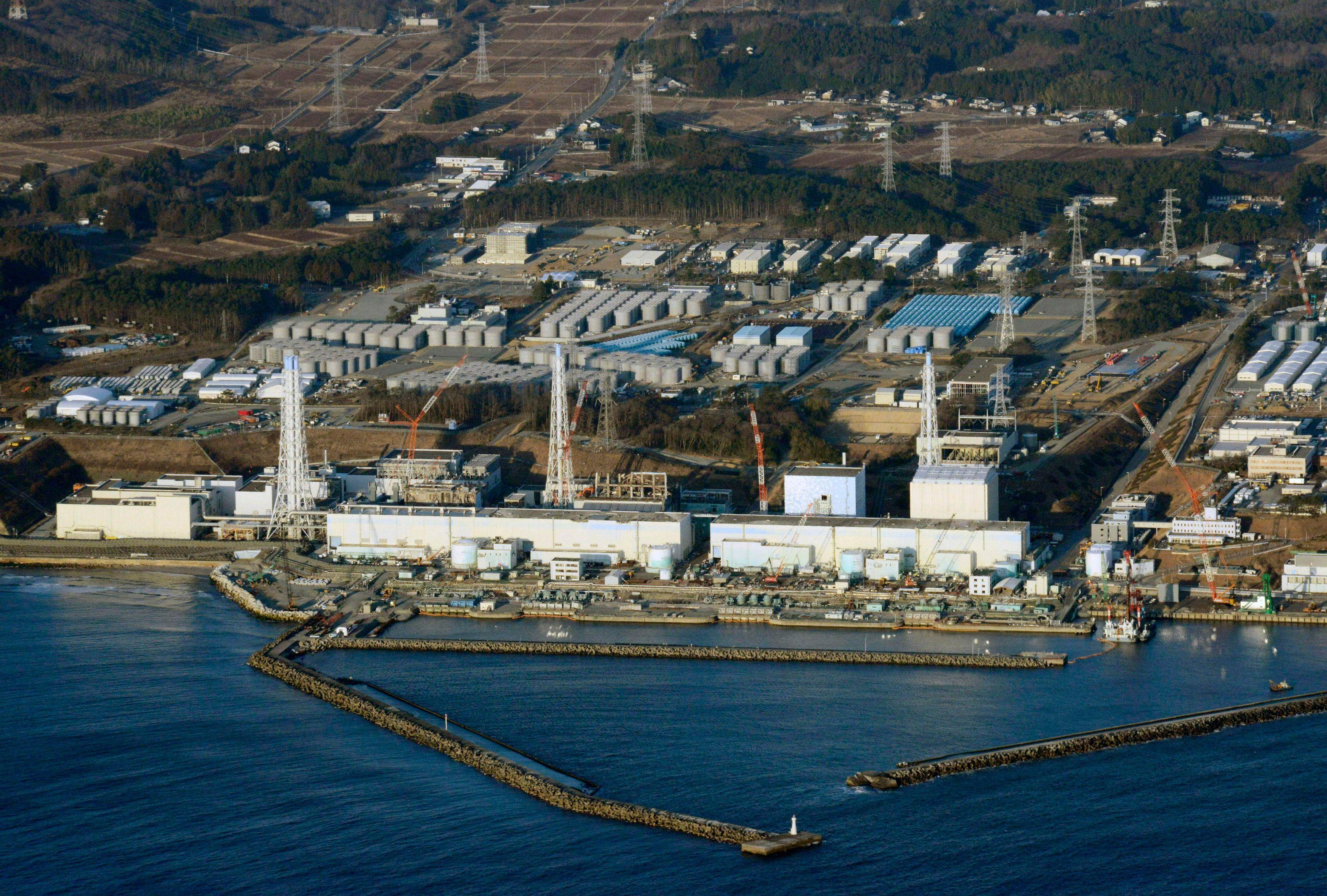 Fukushima : encore une fuite d'eau radioactive