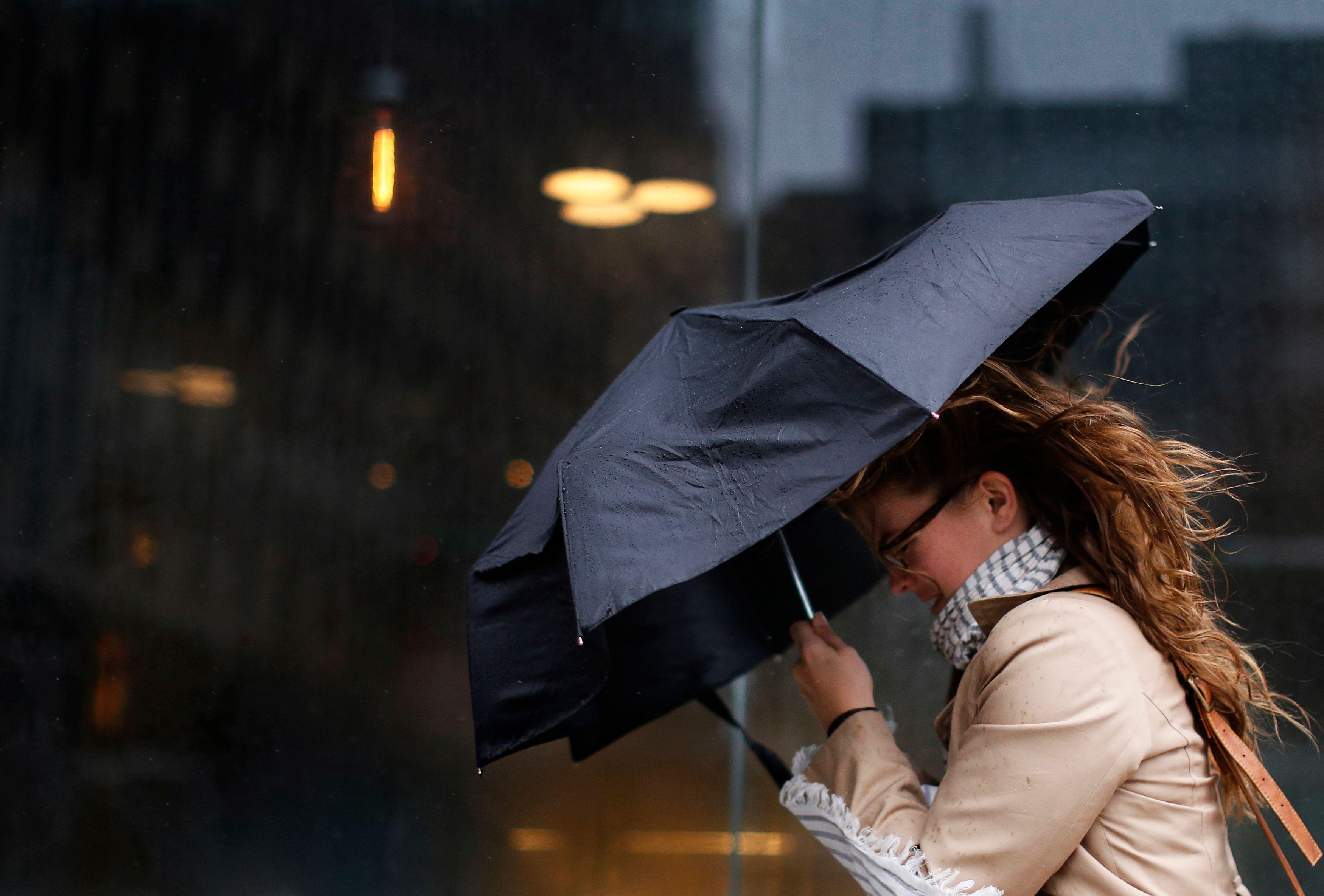 """Météo : quatre départements placés en vigilance orange """"pluie-inondation"""""""