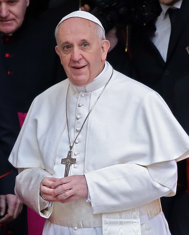Le Pape François pourrrait aller à la Coupe du monde au Brésil