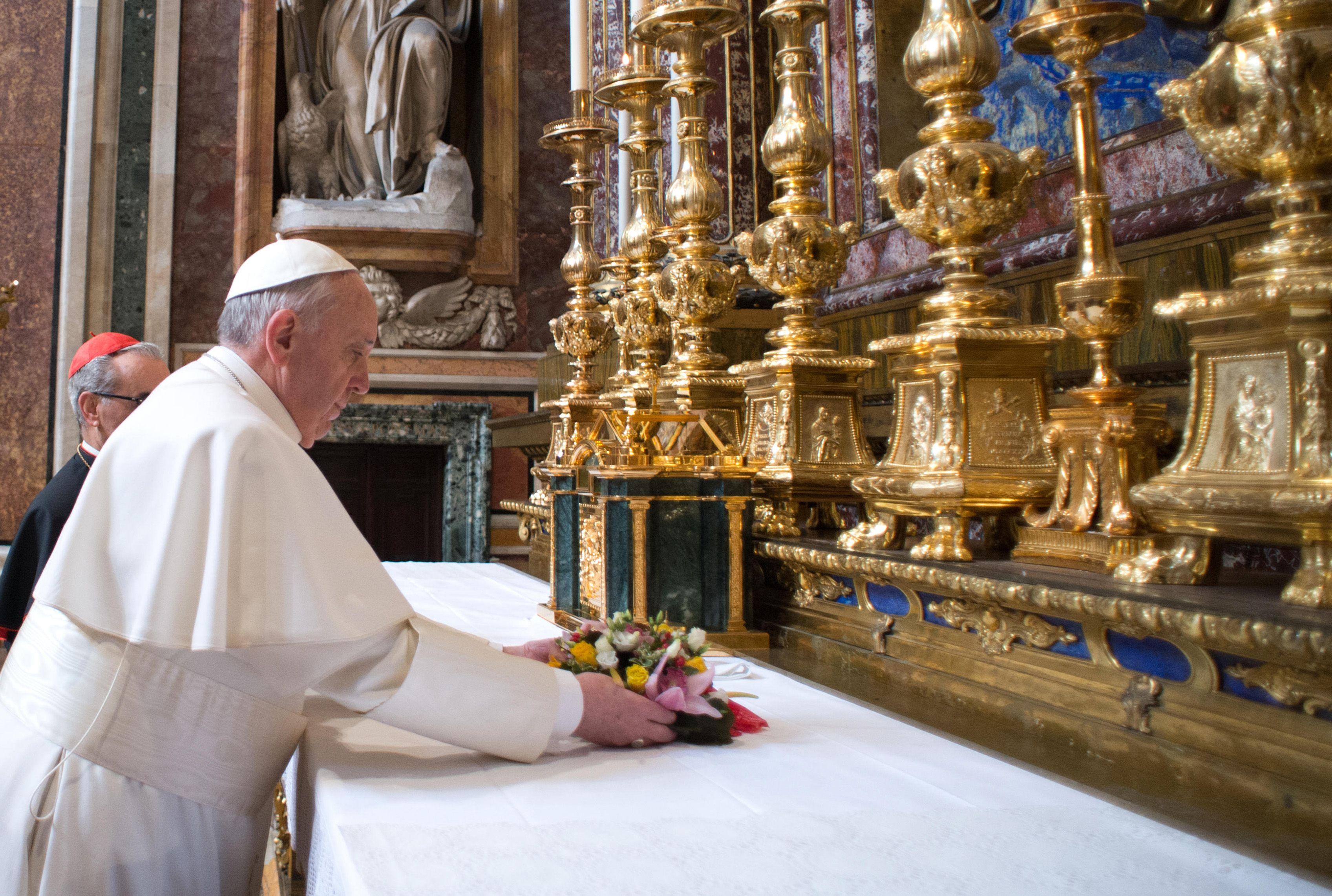 Le pape François ira en Albanie en septembre