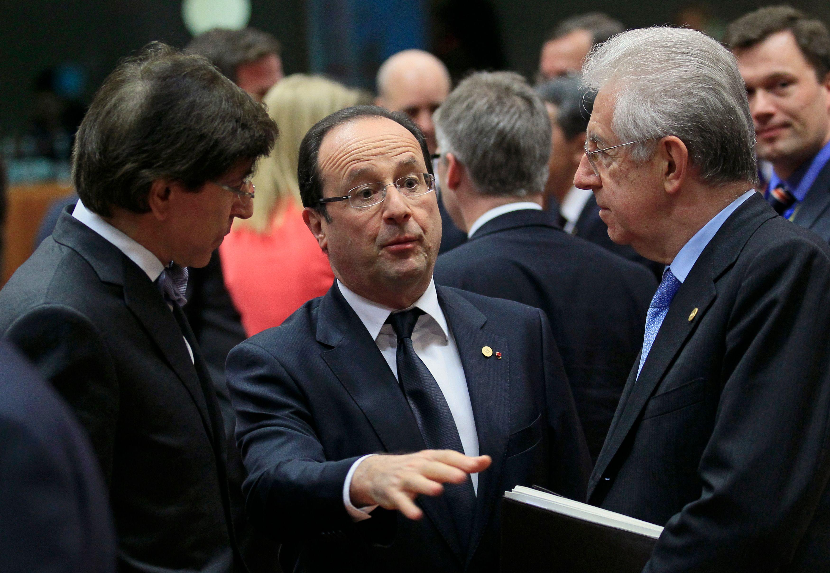 Les 27 chefs d'Etats européens sont réunis pour un nouveau sommet à Bruxelles.