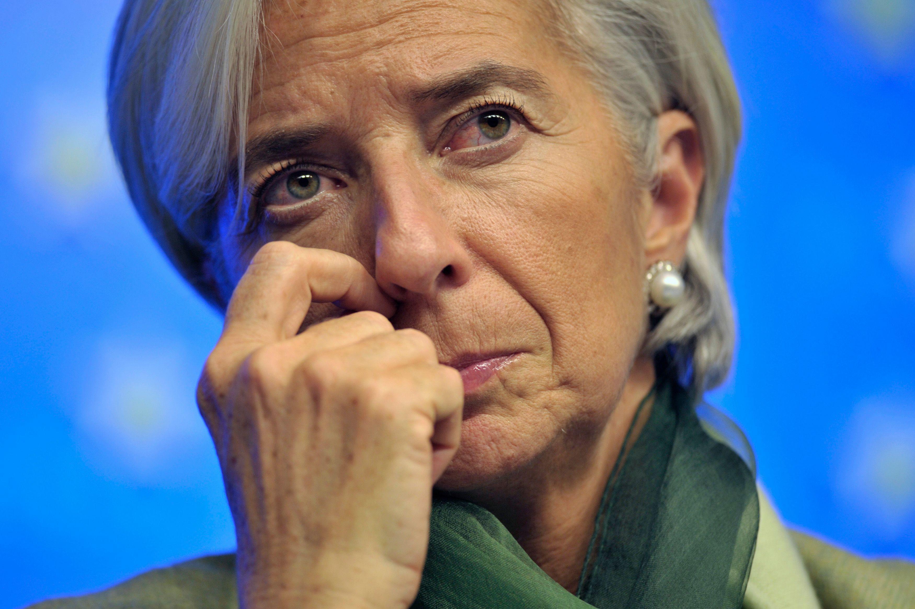 """Crise des migrants : """"la survie de Schengen"""" est en jeu, selon Christine Lagarde"""