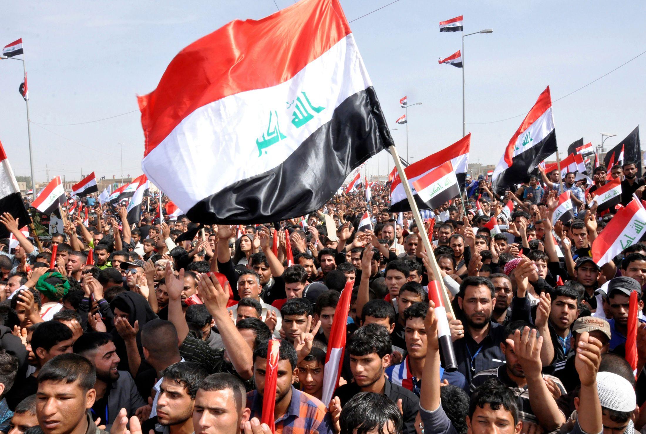 Al-Qaïda a revendiqué la série d'attentats qui a frappé l'Irak mardi